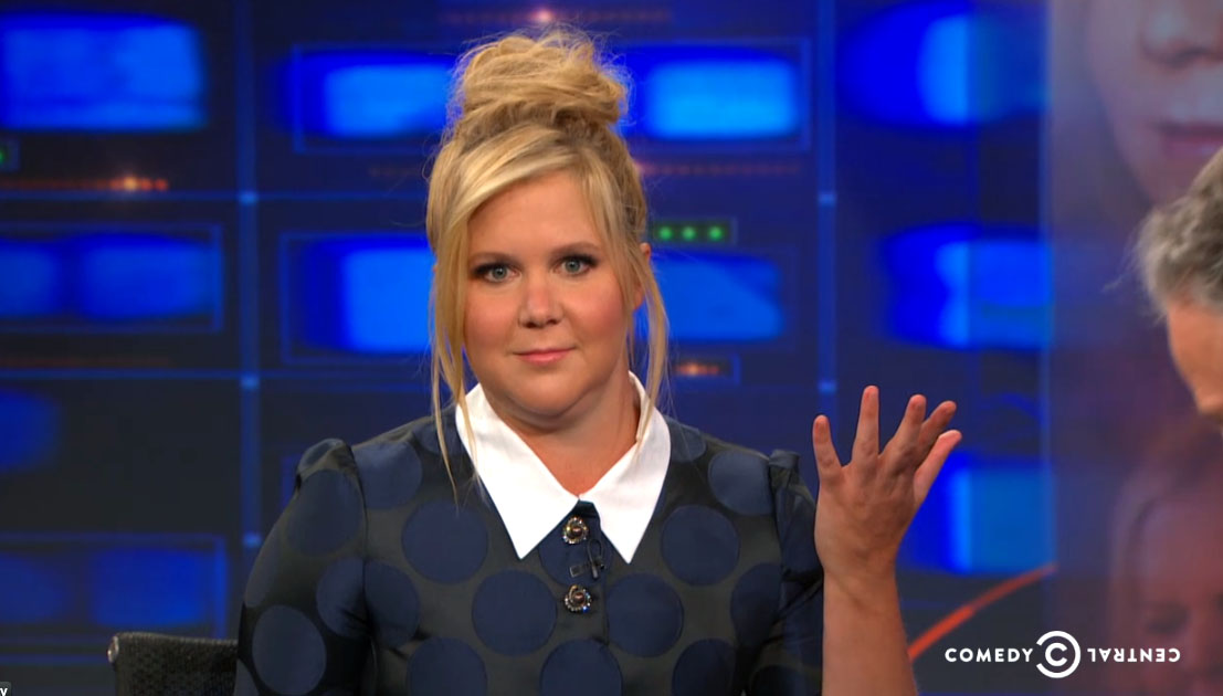 Amy Schumer on Comedy Central