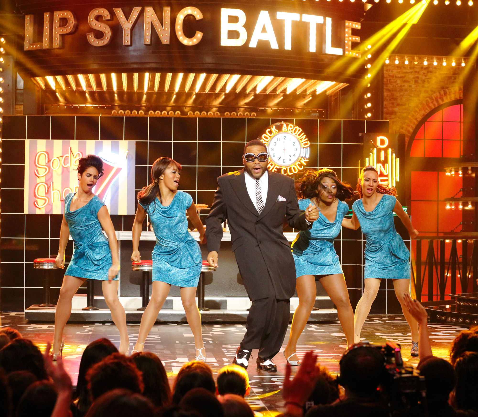 <p>Lip Sync Battle - Anthony Anderson - Embed 1</p>