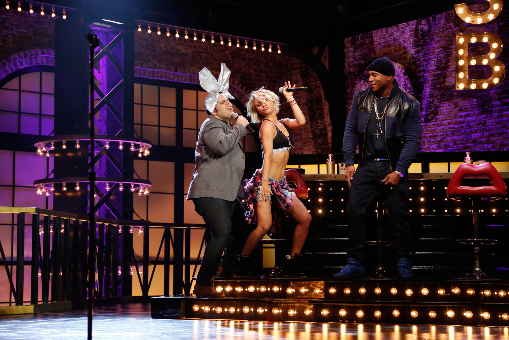 <p>Lip Sync Battle - Kaley Cucou - Embed - 2</p>