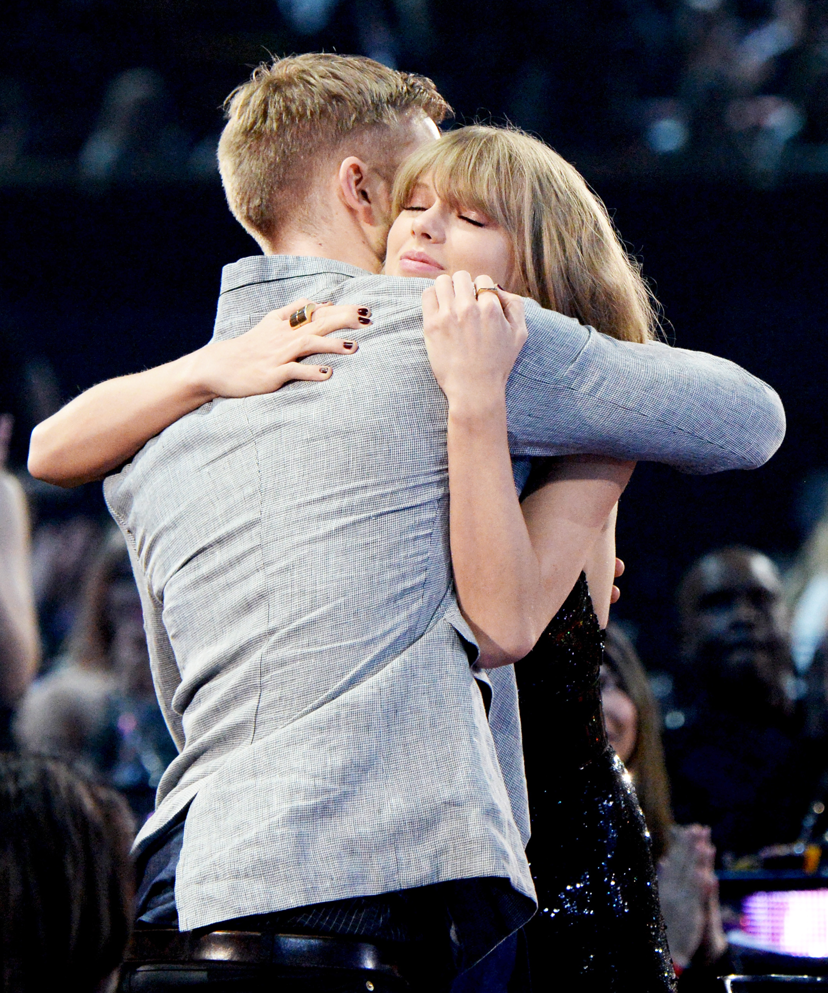 """Calvin Harris Confirms Split and Says He Has a """"Huge Amount of Love and Respect"""" for Taylor Swift"""