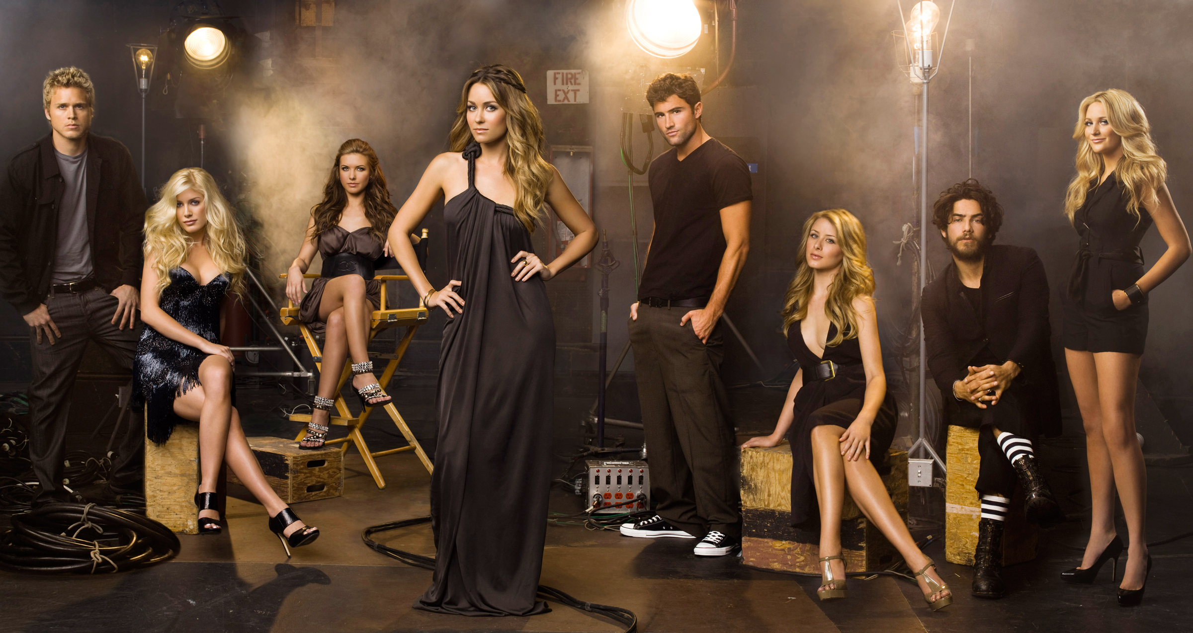 <em>The Hills</em> Cast TellUs What They're Up to Today