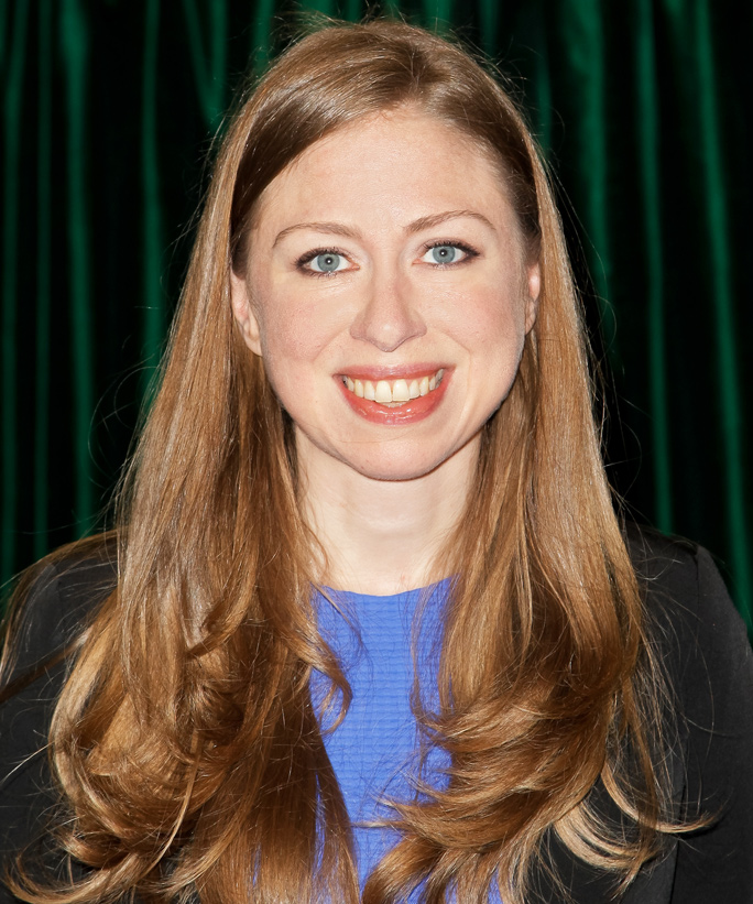See the First Photos of Chelsea Clinton's New Baby Boy, Aidan