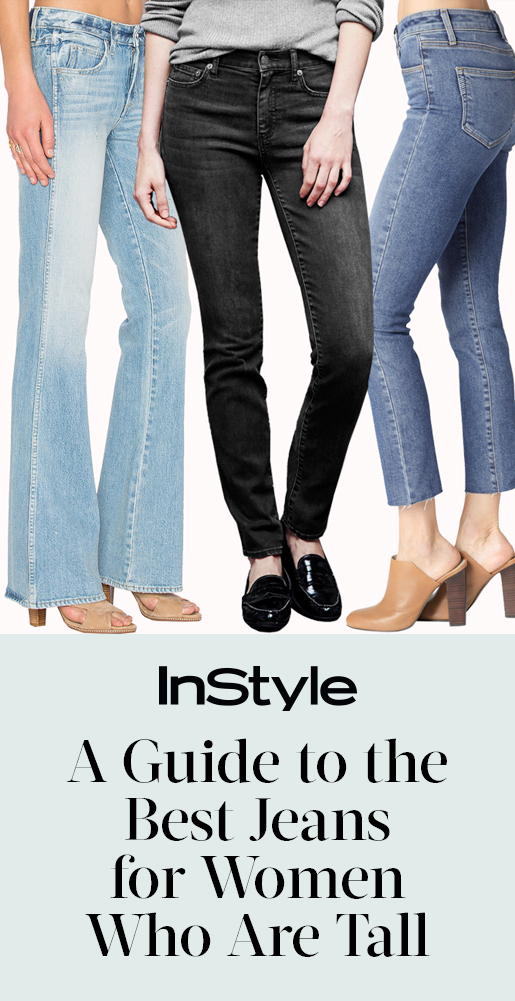 The Best Jeans for Tall Women  InStyle.com
