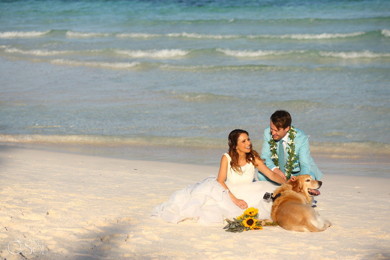 This Couple Had Their Wedding Filmed by Rescue Dogs and It was EVERYTHING