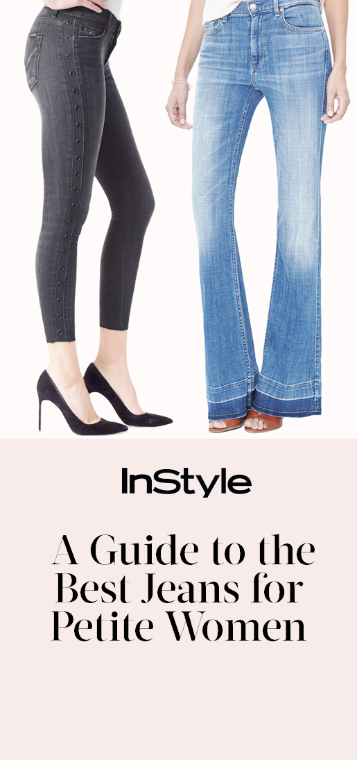 A Guide to the Best Jeans for Petite Women | InStyle.com