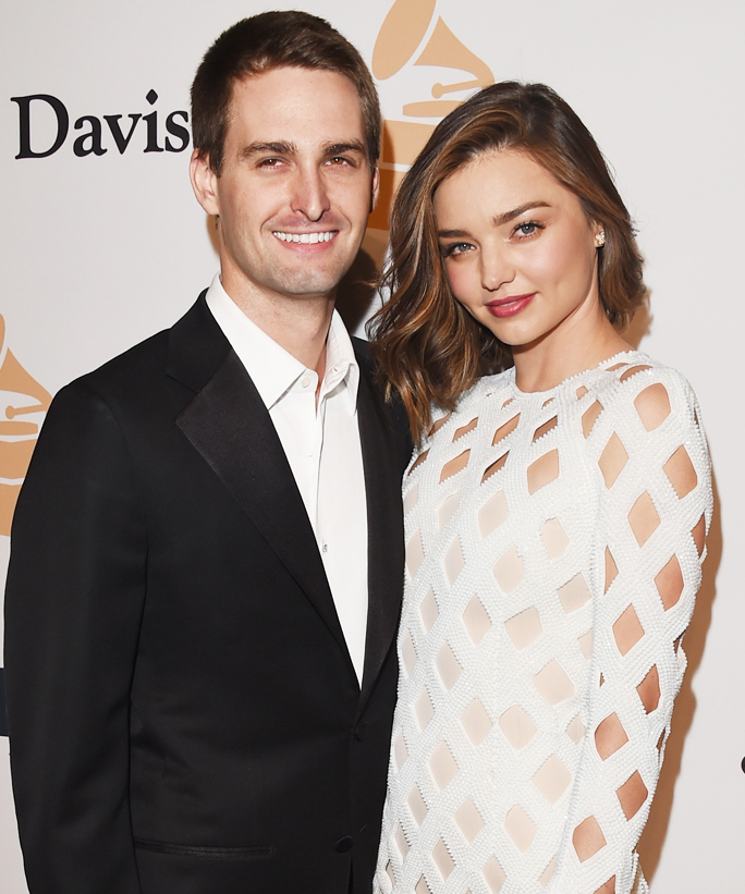 Miranda Kerr and Husband Evan Spiegel Are Expecting a Second Child Together