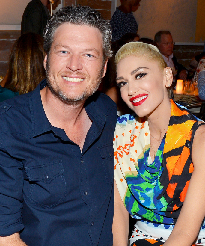 Blake Shelton, Gwen Stefani, and Her Kids Have an Epic Dance Party