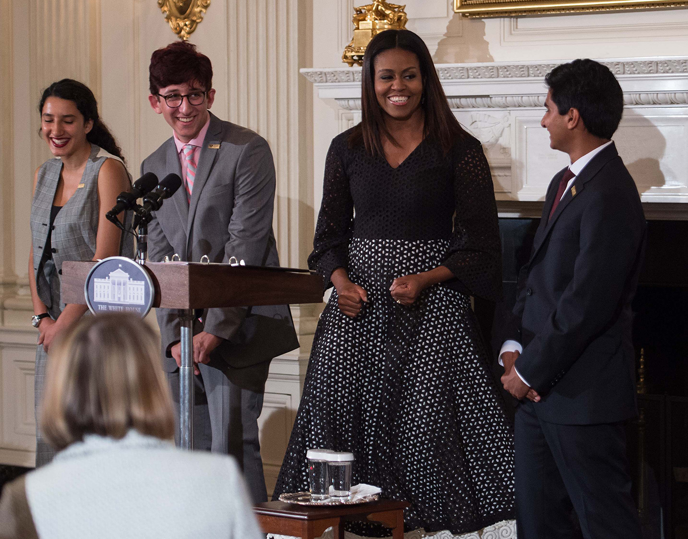 Michelle Obama - Embed