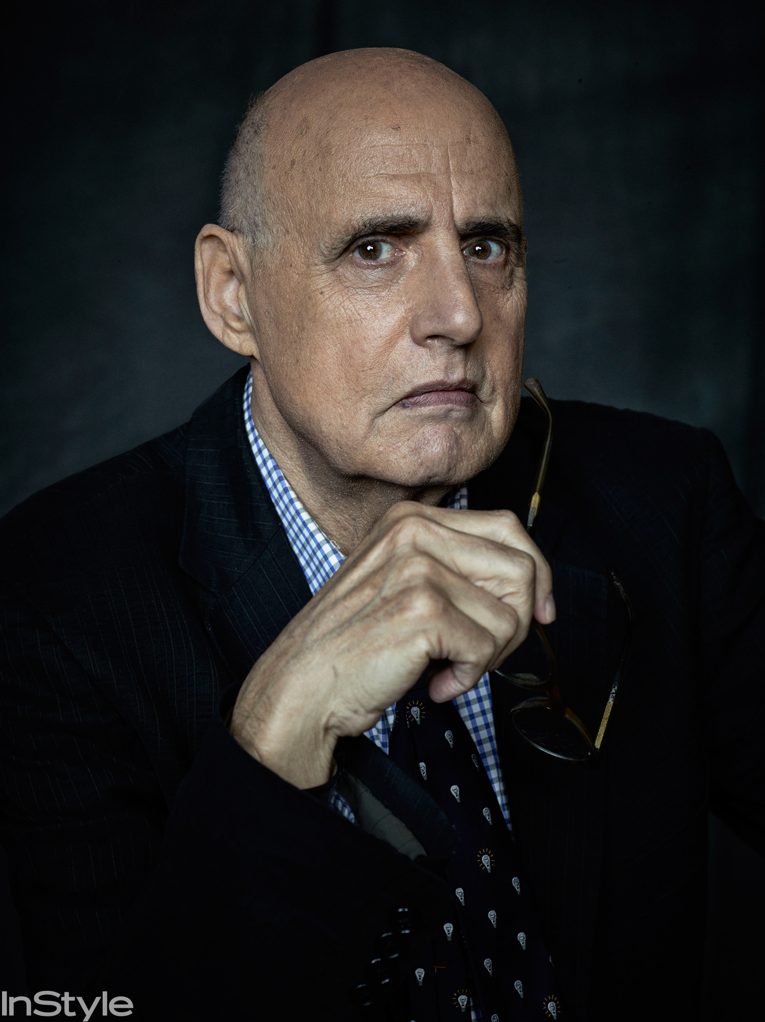 <em>Transparent</em>'s Jeffrey Tambor on Why Playing Maura Pfefferman Is the Greatest Responsibility of His Life