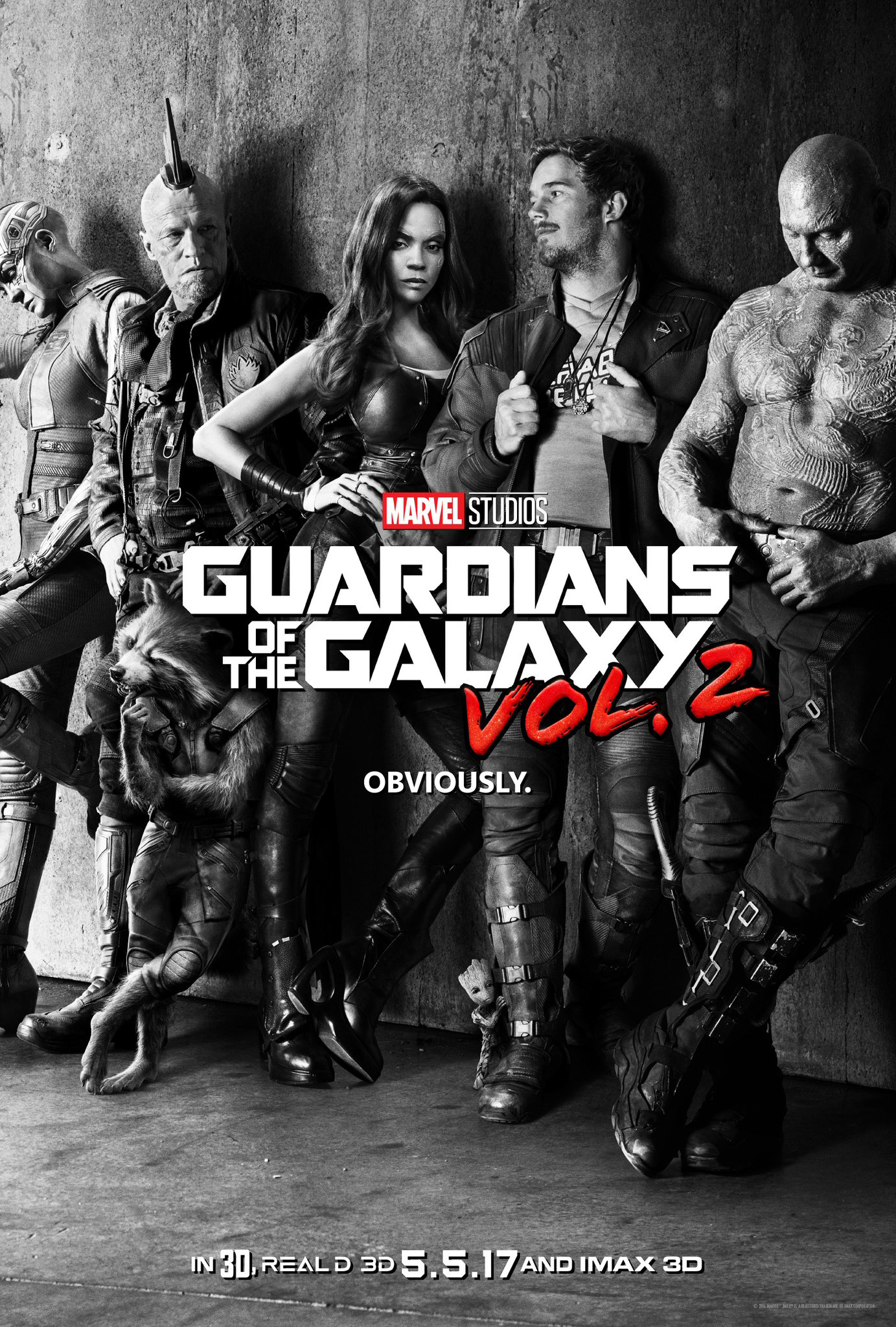 Guardians of the Galaxy Poster - Embed