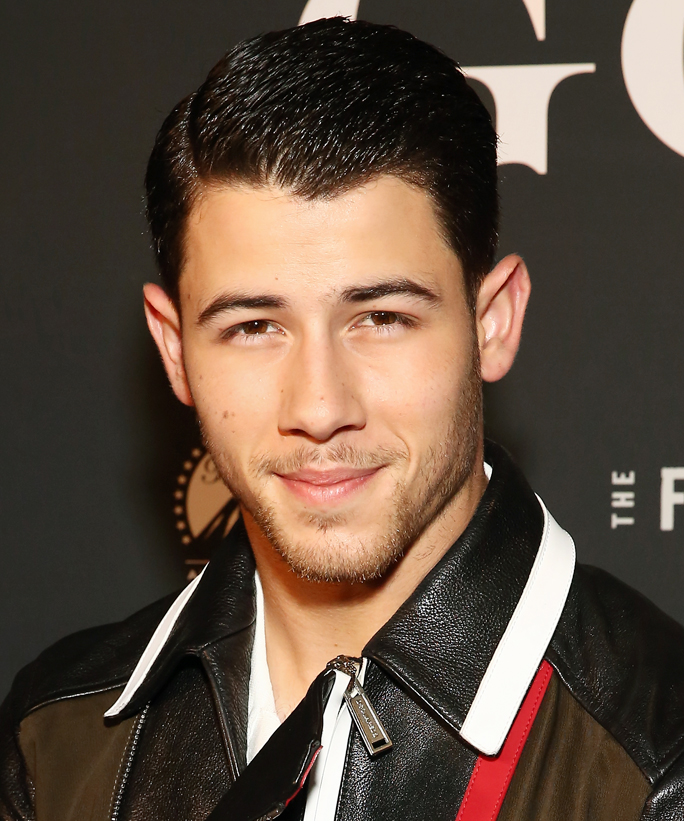 """Nick Jonas Is """"in Love"""" with His Newborn Niece Valentina and We're Swooning"""