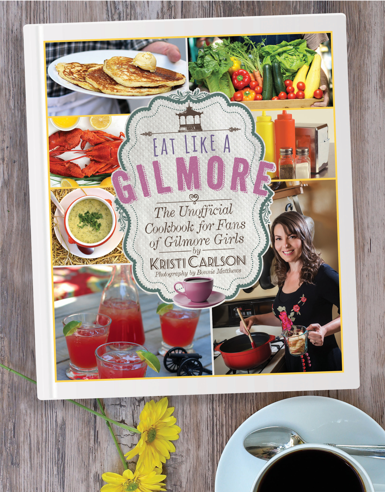 Gilmore Girls Eats - Embed