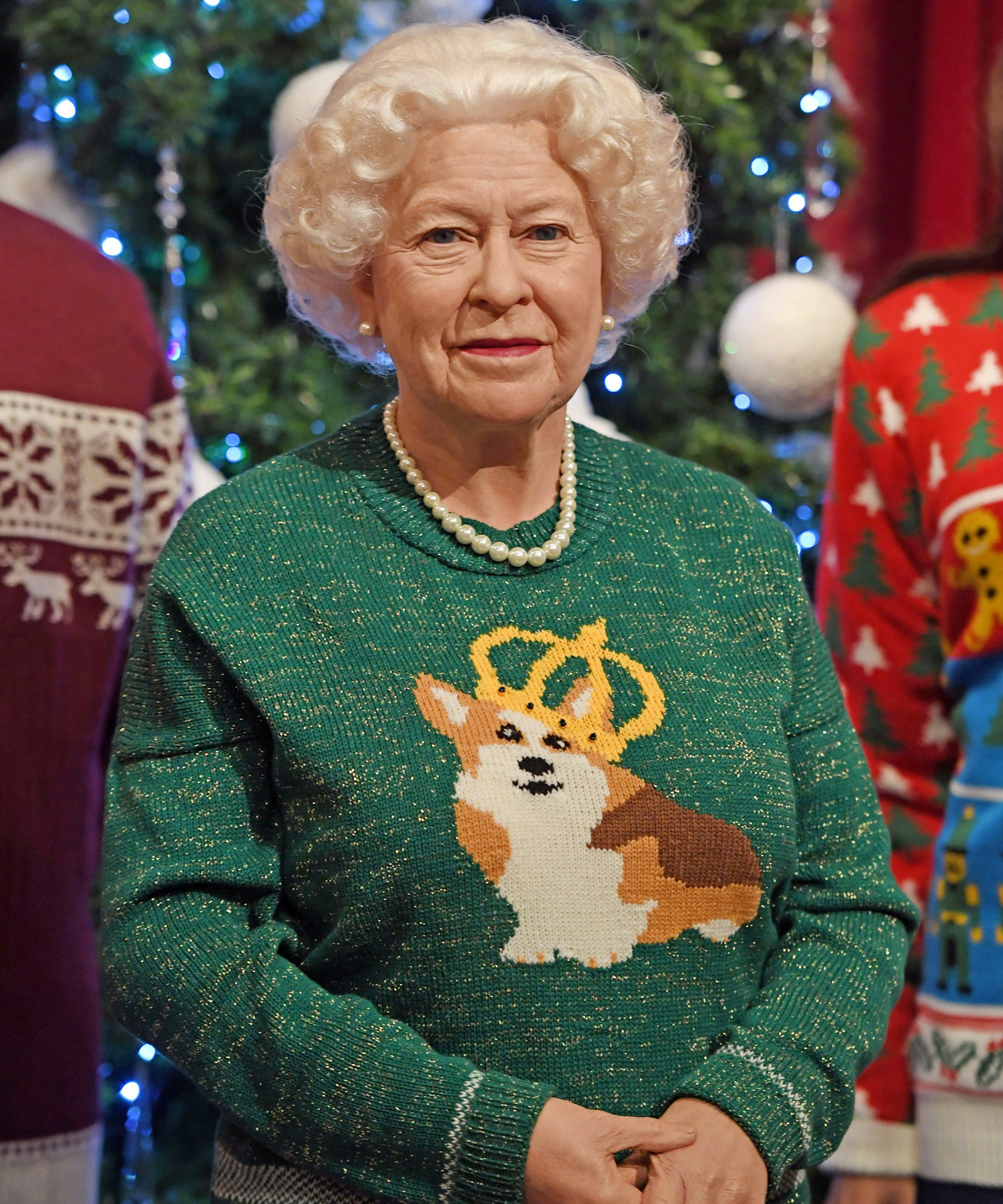 Royal Family Ugly Sweaters - 2