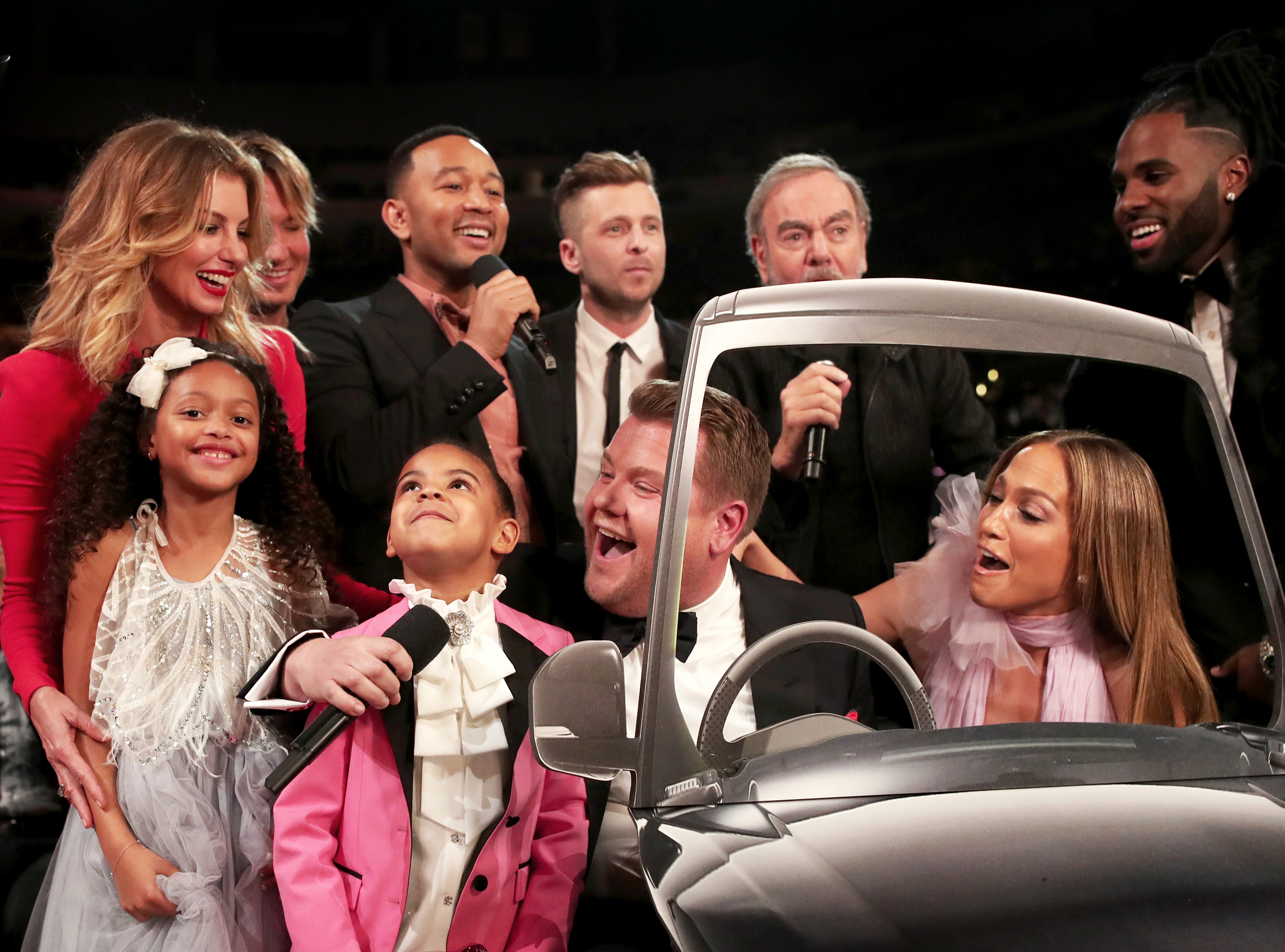 Blue Ivy Grammy Moments - Embed 2