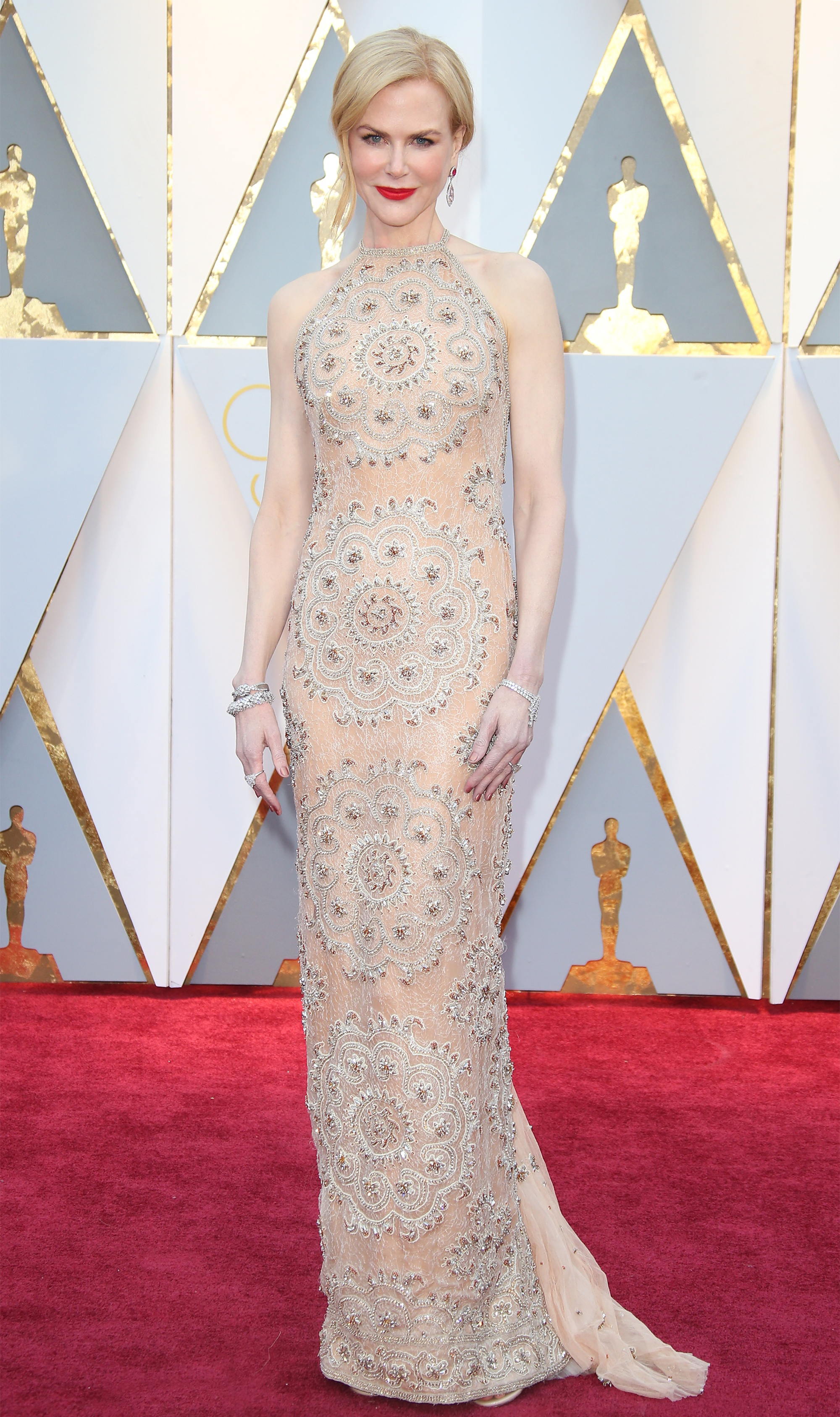 Nicole Kidman Dress Alterations Lead