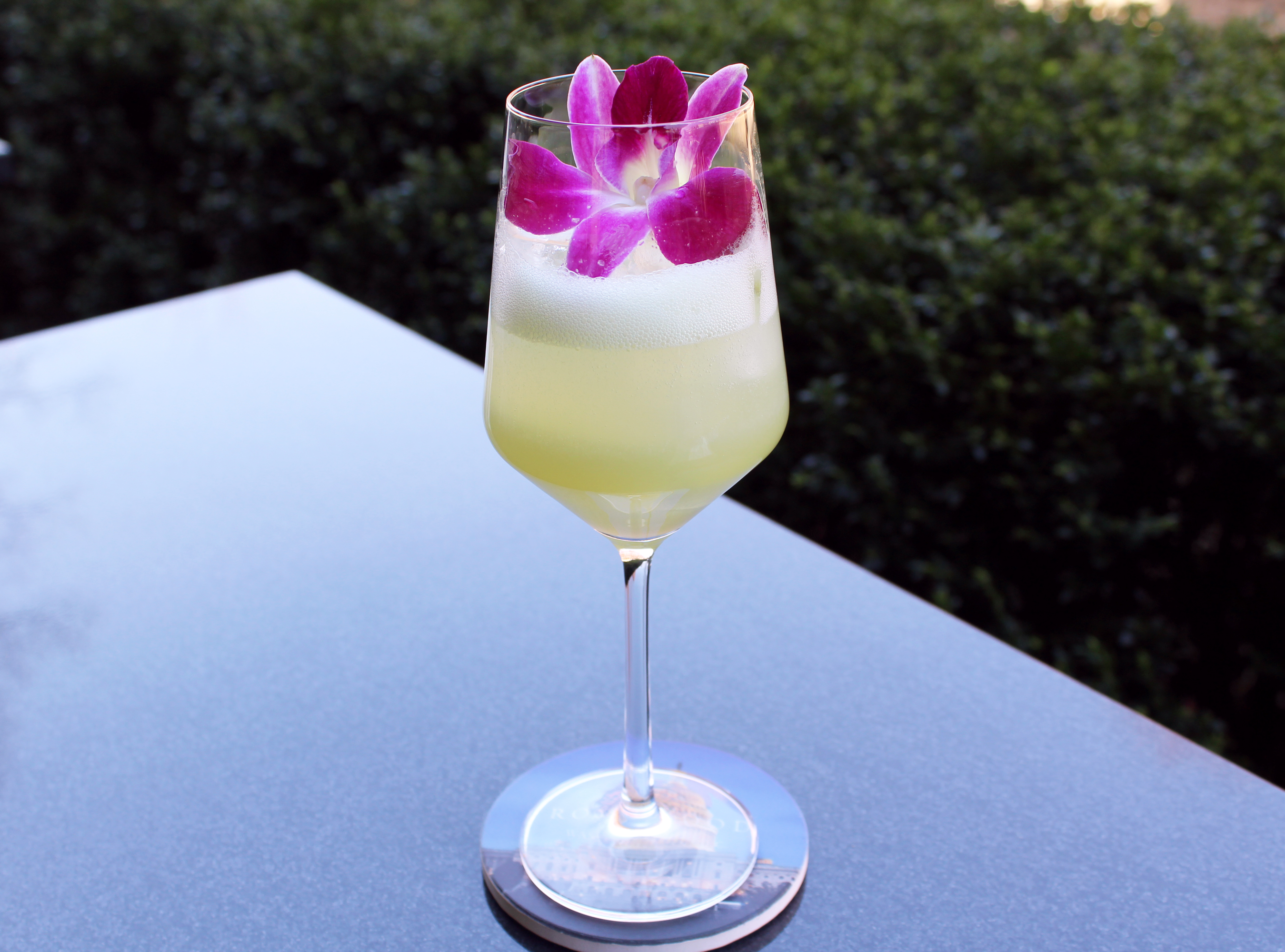 Kick Off the Cherry Blossom Season with a Springy Cocktail