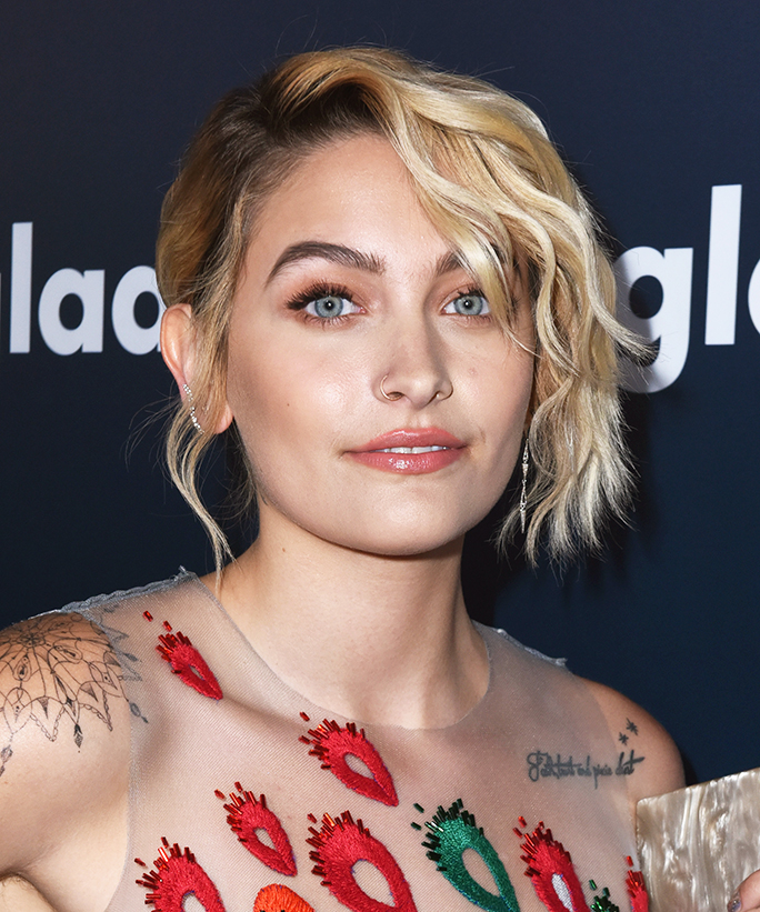 Paris Jackson Denies Reports That Say She Was Hospitalized After Suicide Attempt