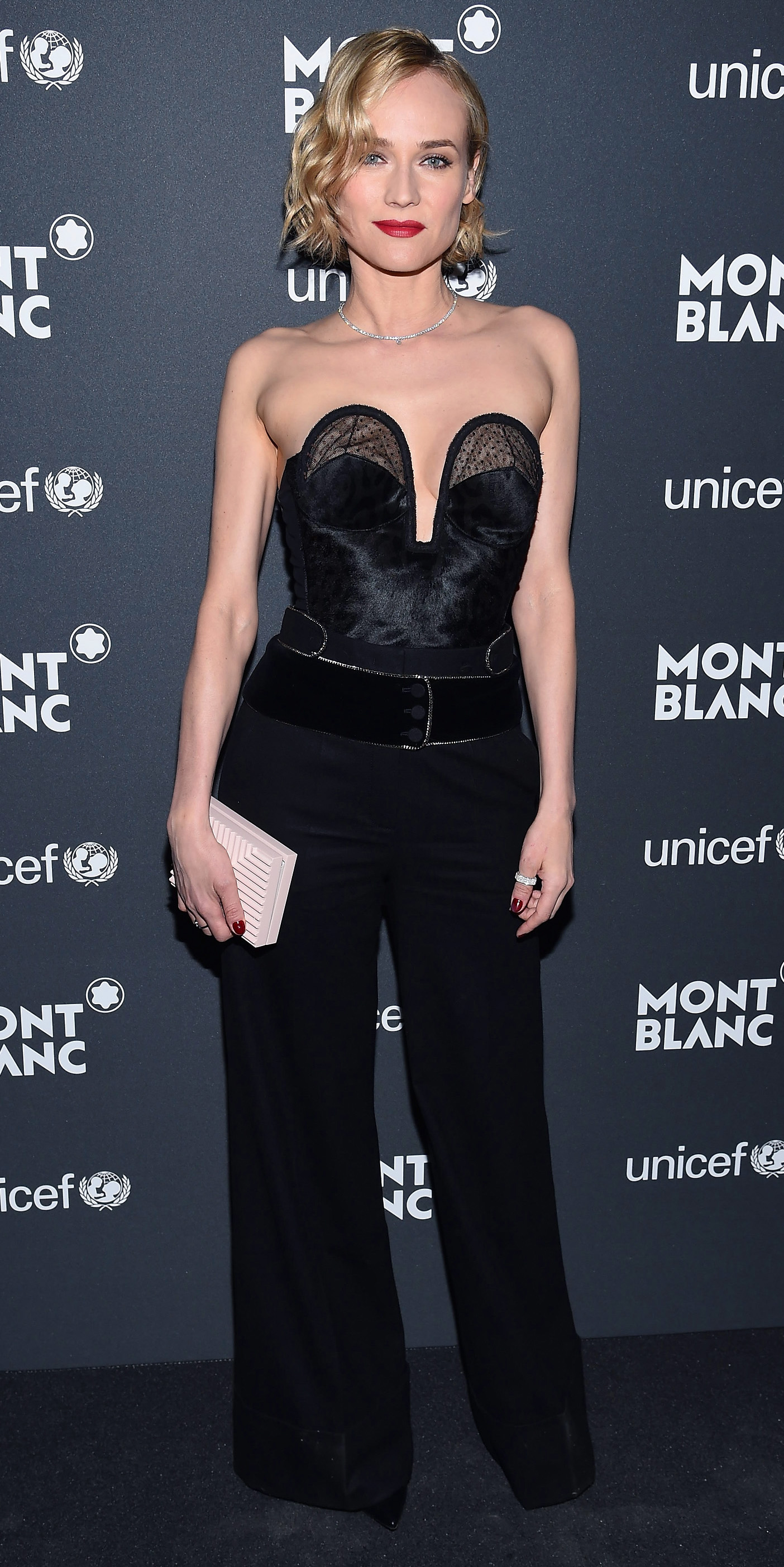 Diane Kruger, Olivia Palermo, and More Step Out for Montblanc's UNICEF Party