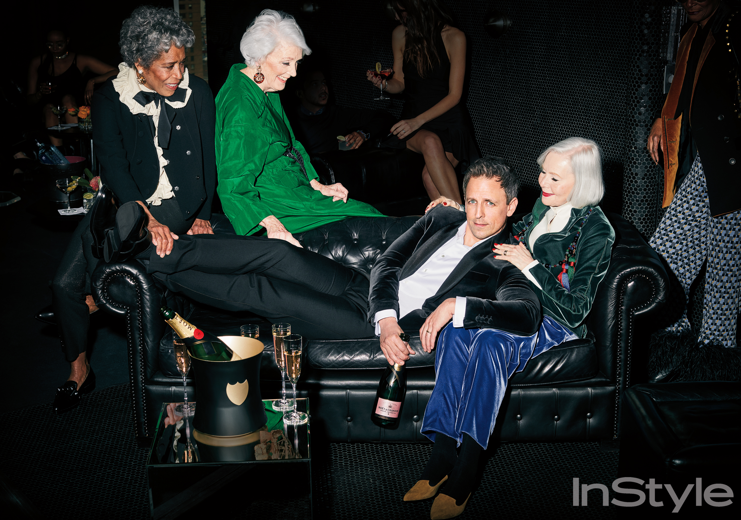 <p>InStyle June 2017: Seth Meyers</p>