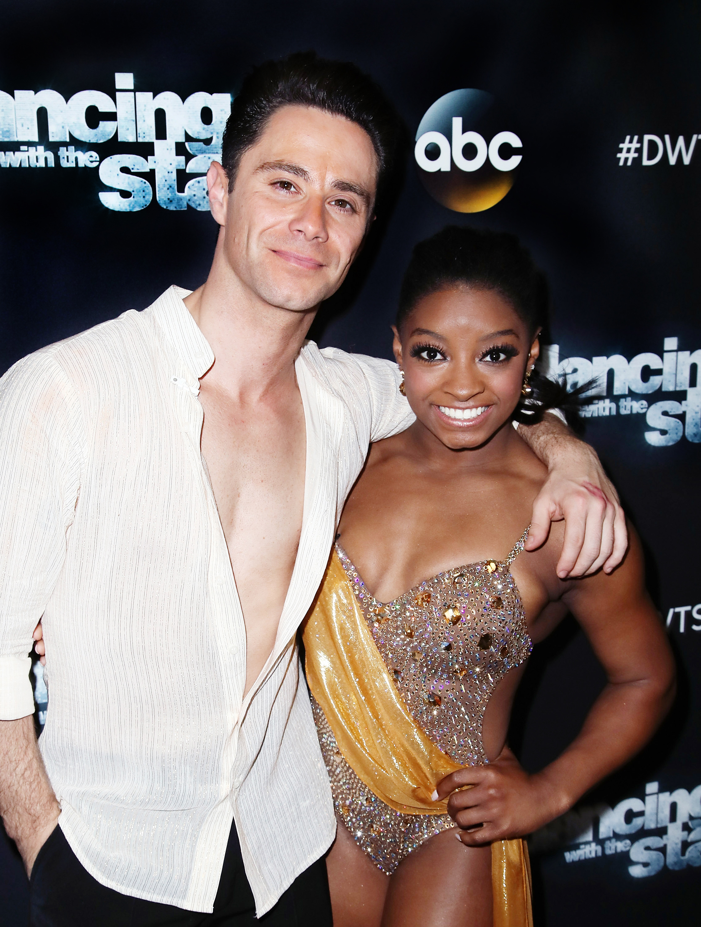 See All the Dazzling Outfits Worn on Last Night's <em>Dancing with the Stars </em>Semi-Finals