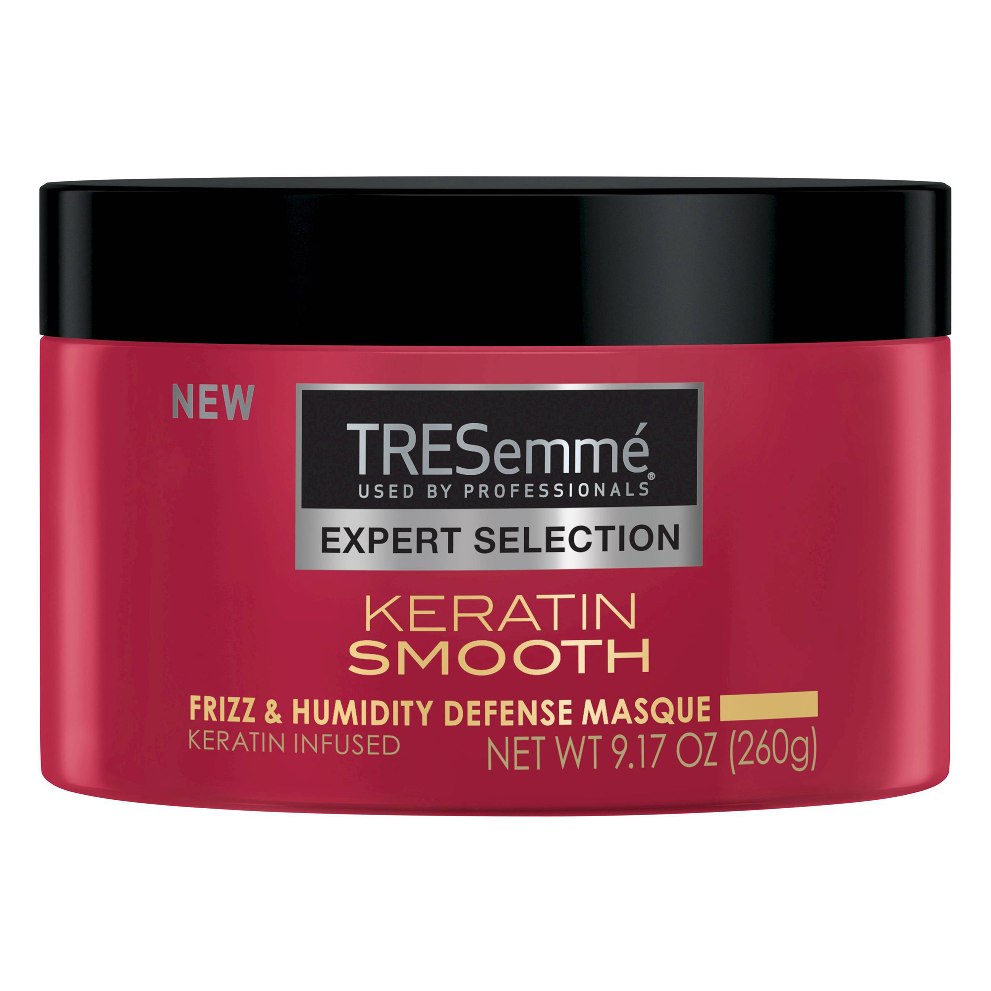 <p>Tresemme Expert Selection Keratin Smooth Frizz & Humidity Defense Mask</p>