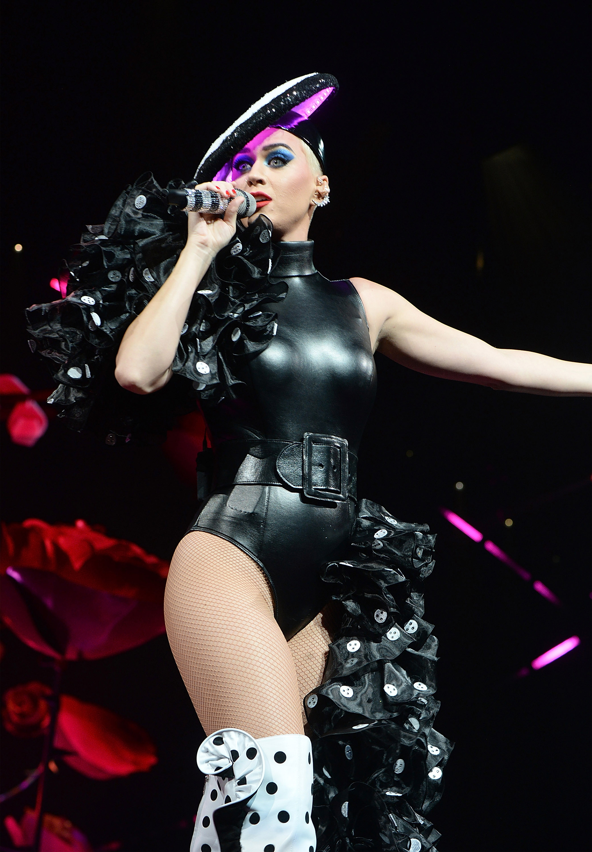 Katy Perry's <em>Witness</em> TourLooks Are Out of This World