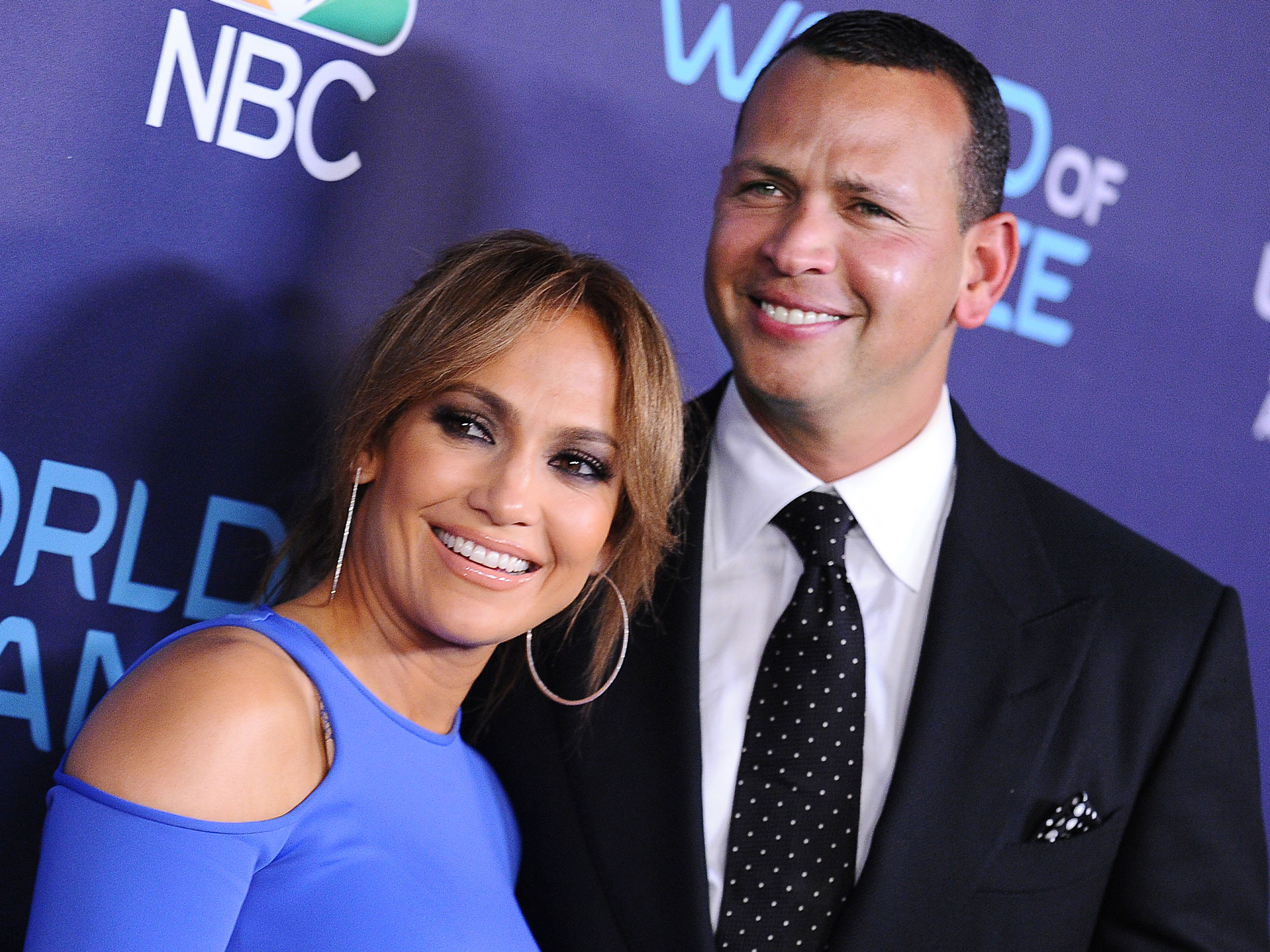 A-Rod Is Being Accused of Cheating on J.Lo with a Playboy Model Right Before Their Engagement