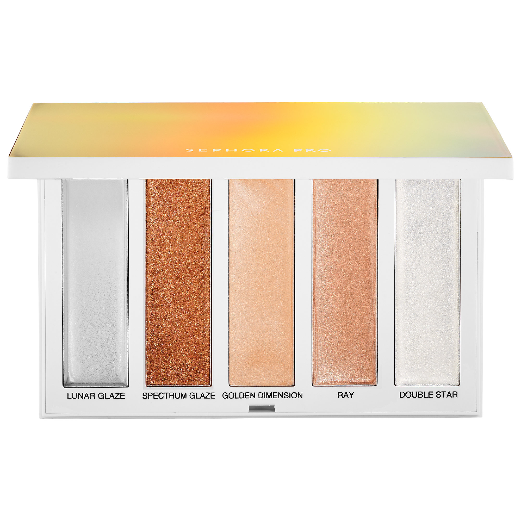 Sephora Collection Sephora PRO Dimensional Highlighting Palette