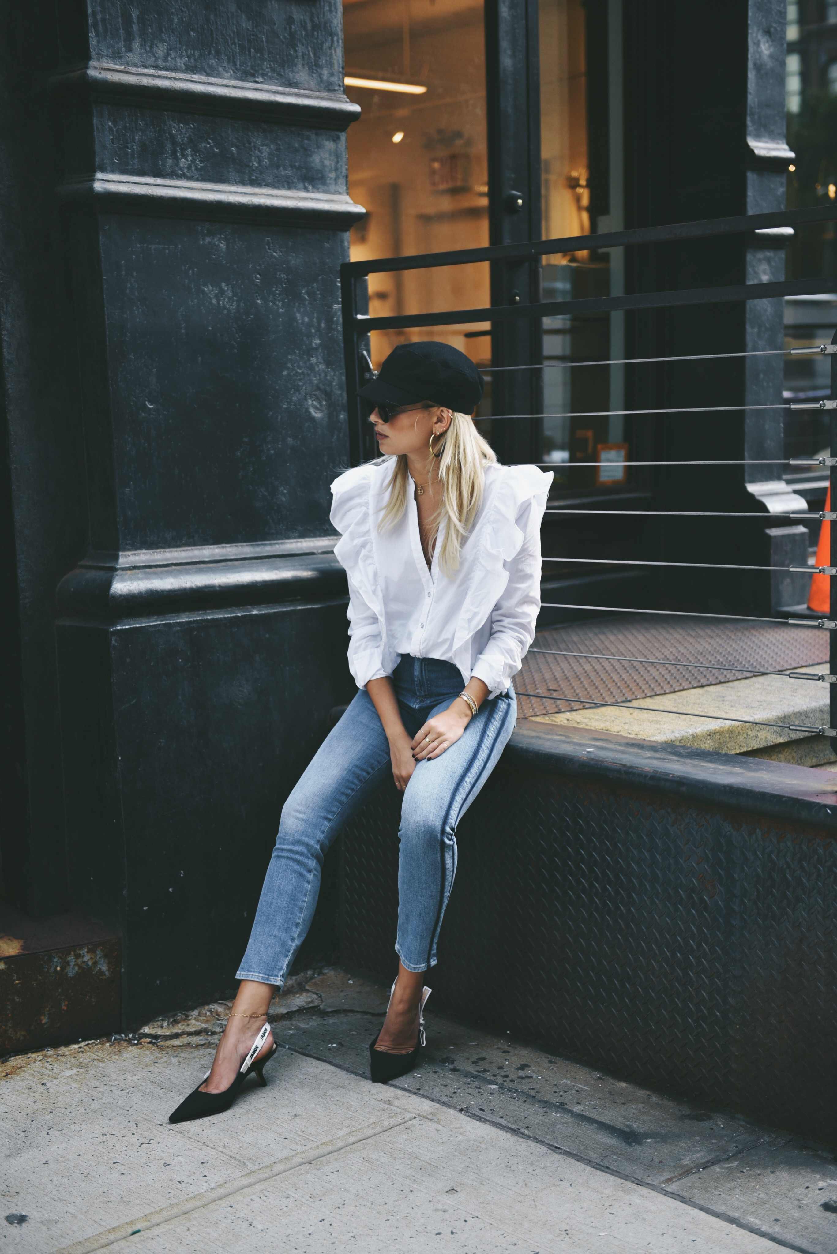 Blogger Danielle Bernstein's New Clothing Collaboration Has Everything We Need for Fall