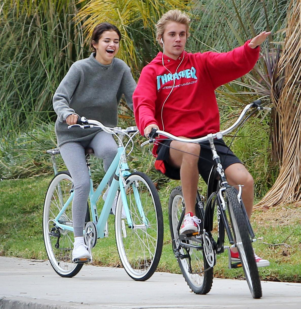 Justin Bieber Thinks Girlfriend Selena Gomez Is 'The One'