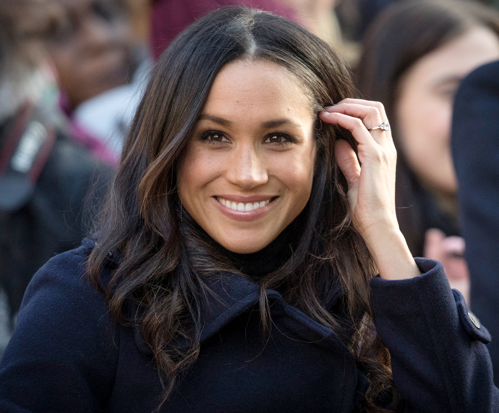 10 Princess-Worthy Engagement Rings Inspired by Meghan Markle's