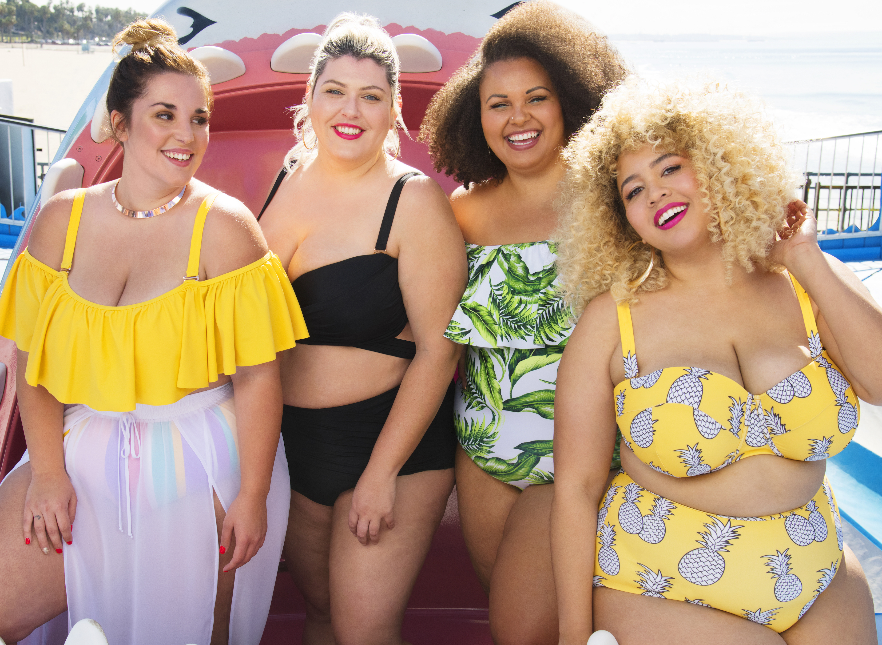GabiFresh and Swimsuits for All Want You To Feel Empowered This Summer
