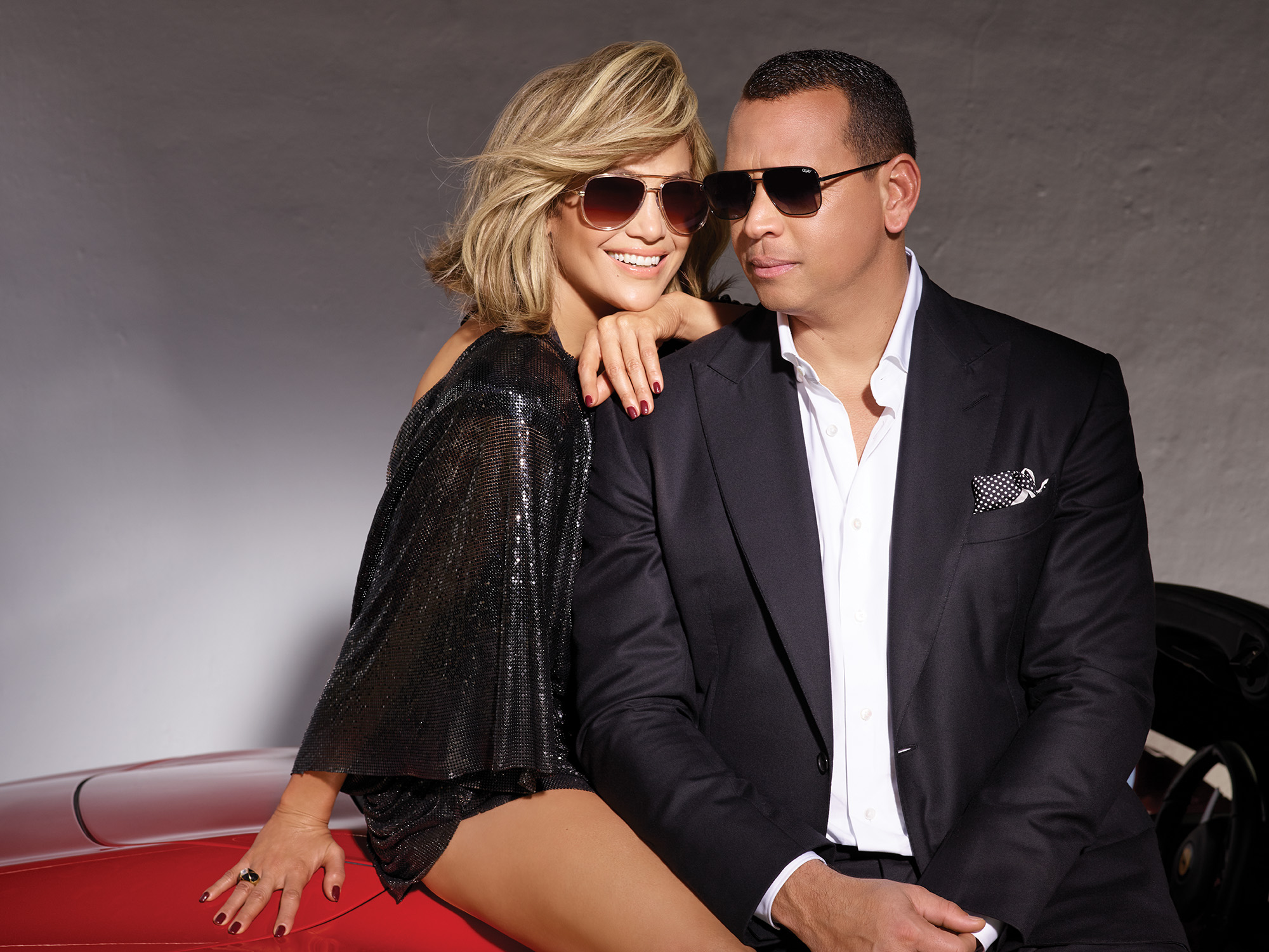 Jennifer Lopez and Alex Rodriguez's First Post-Engagement Project Is so On-Brand