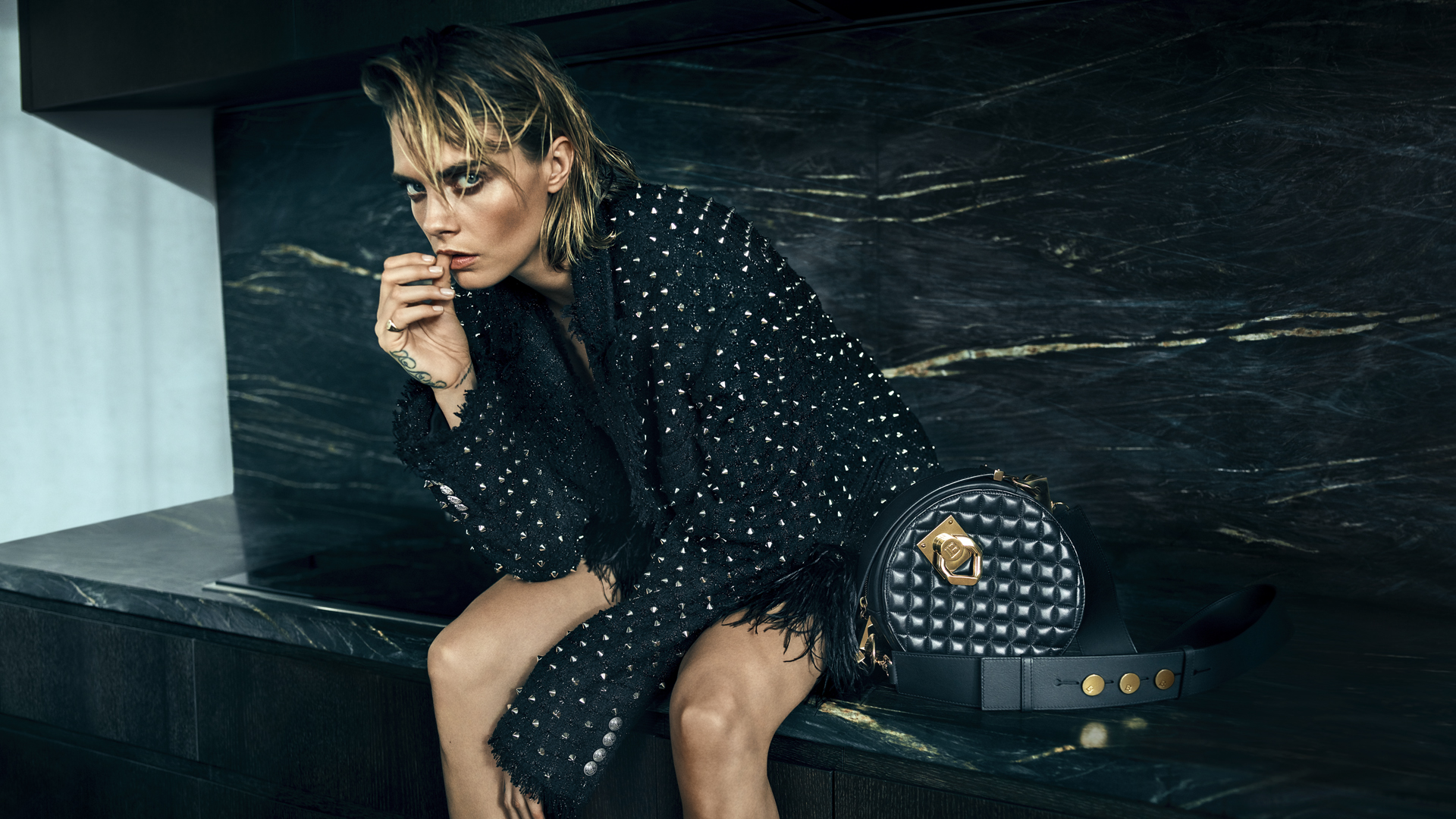 Cara Delevingne Just Designed Your New Favorite Going-Out Bag