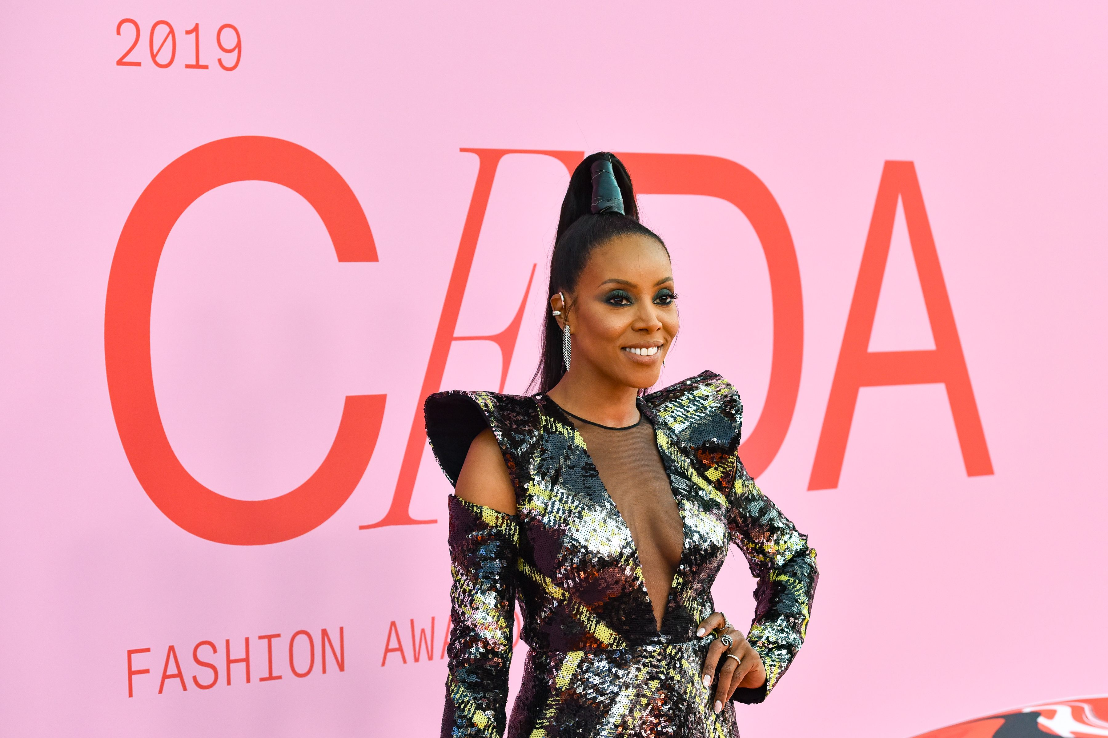 June Ambrose Awkwardly Asked If Kate Spade Was at the CFDA Awards a Year After the Designer's Death
