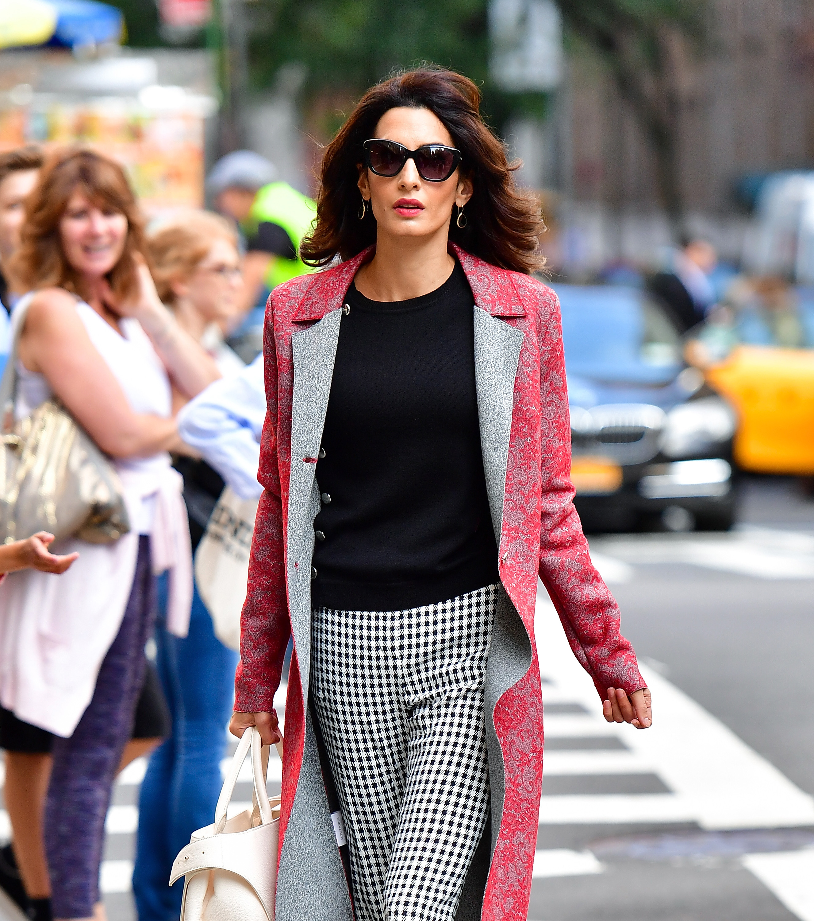 The One Accessory Both Amal Clooney and Kate Middleton Wear on Repeat