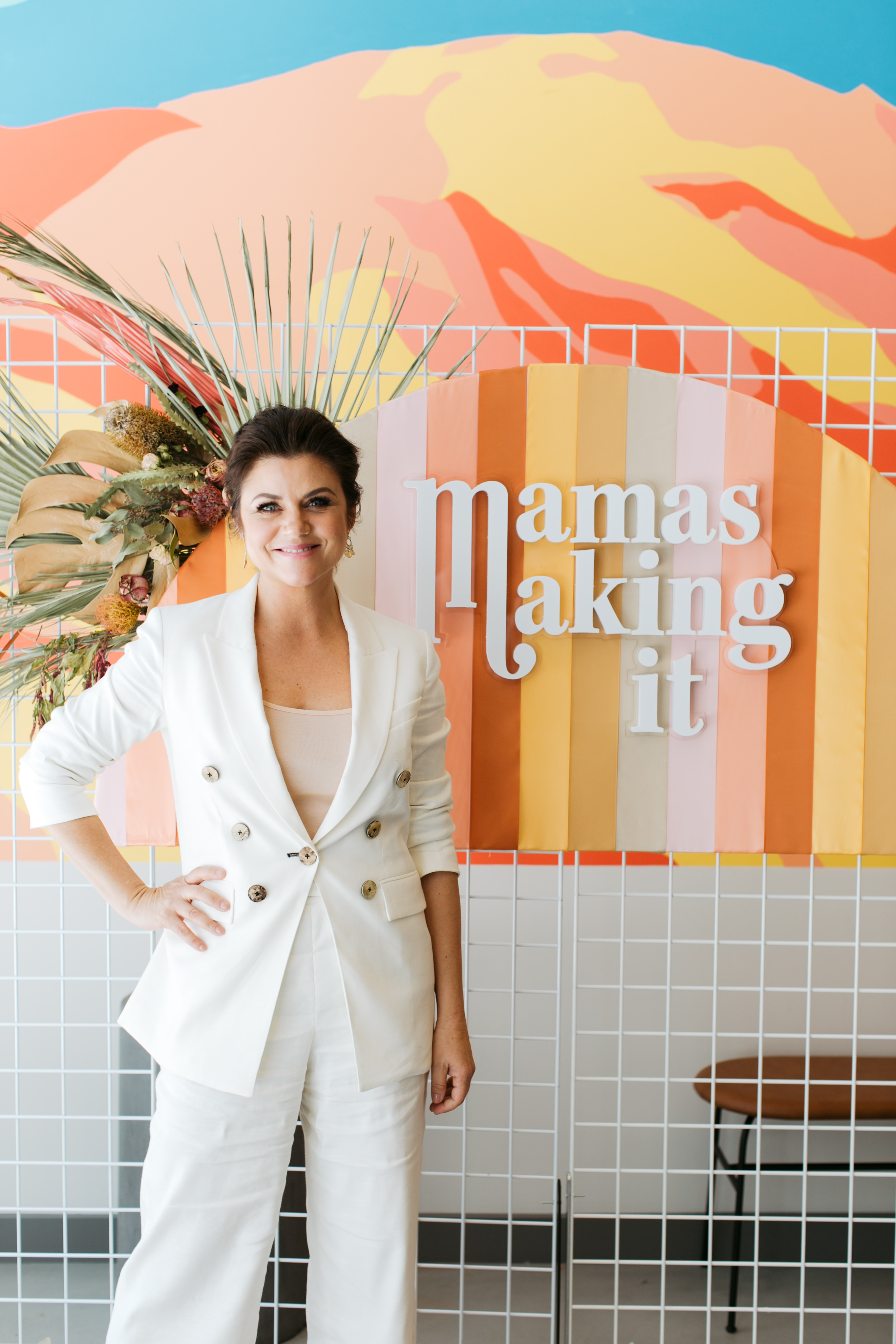 Tiffani Thiessen Explains Why She's Working Harder than Ever