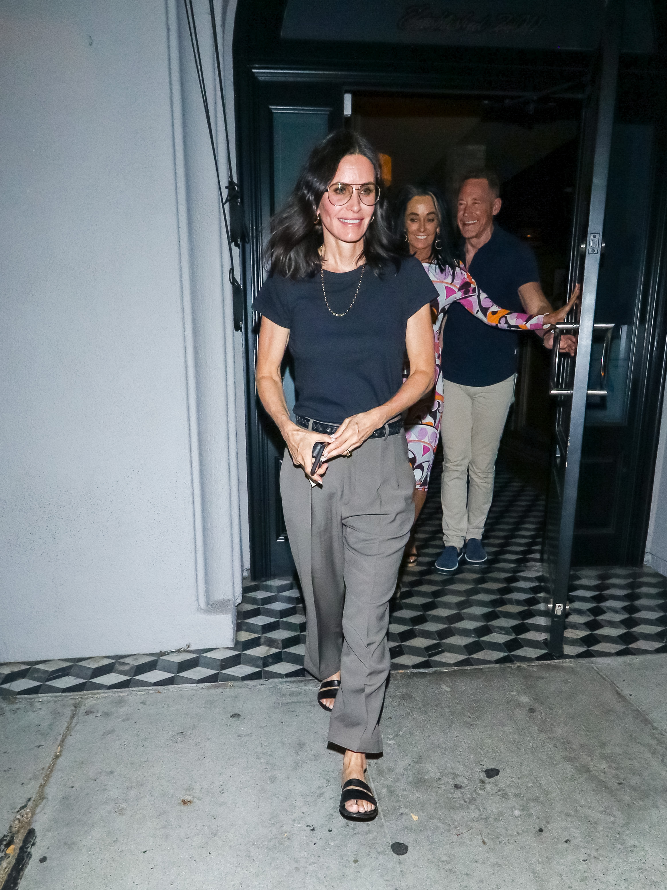 Courteney Cox Has Been Wearing This One Outfit for Years