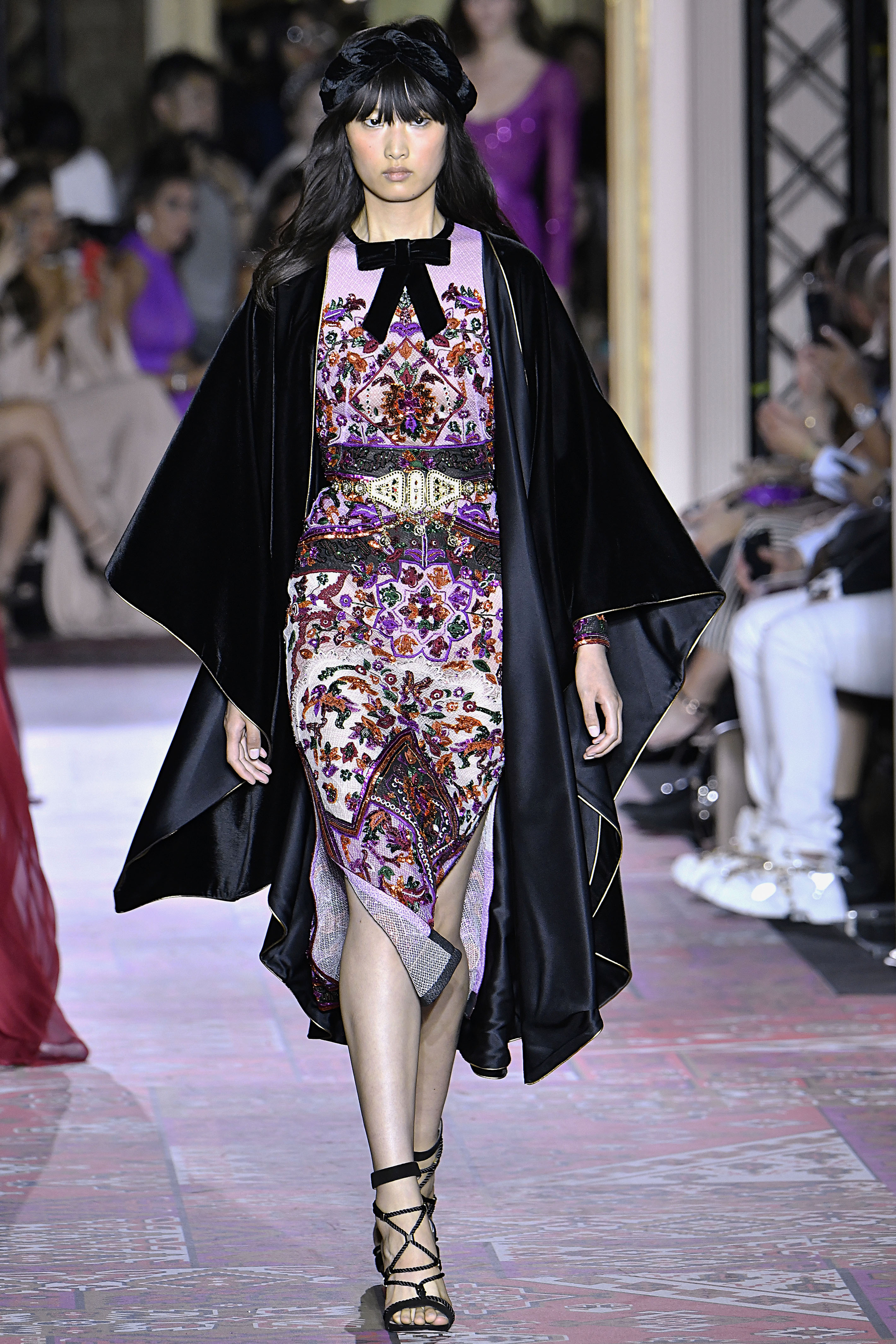 13 Couture Looks That Are Basically Very Fancy Hogwarts Robes