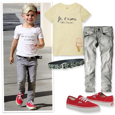 Shop Their Look: Kids' Edition!
