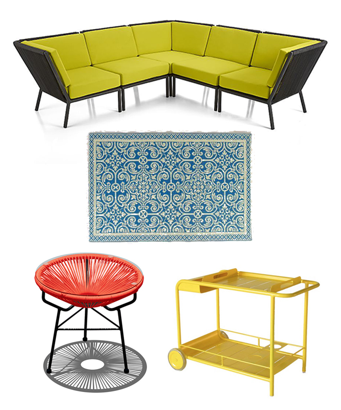 Outdoor Furniture That's Chic Enough for the Indoors