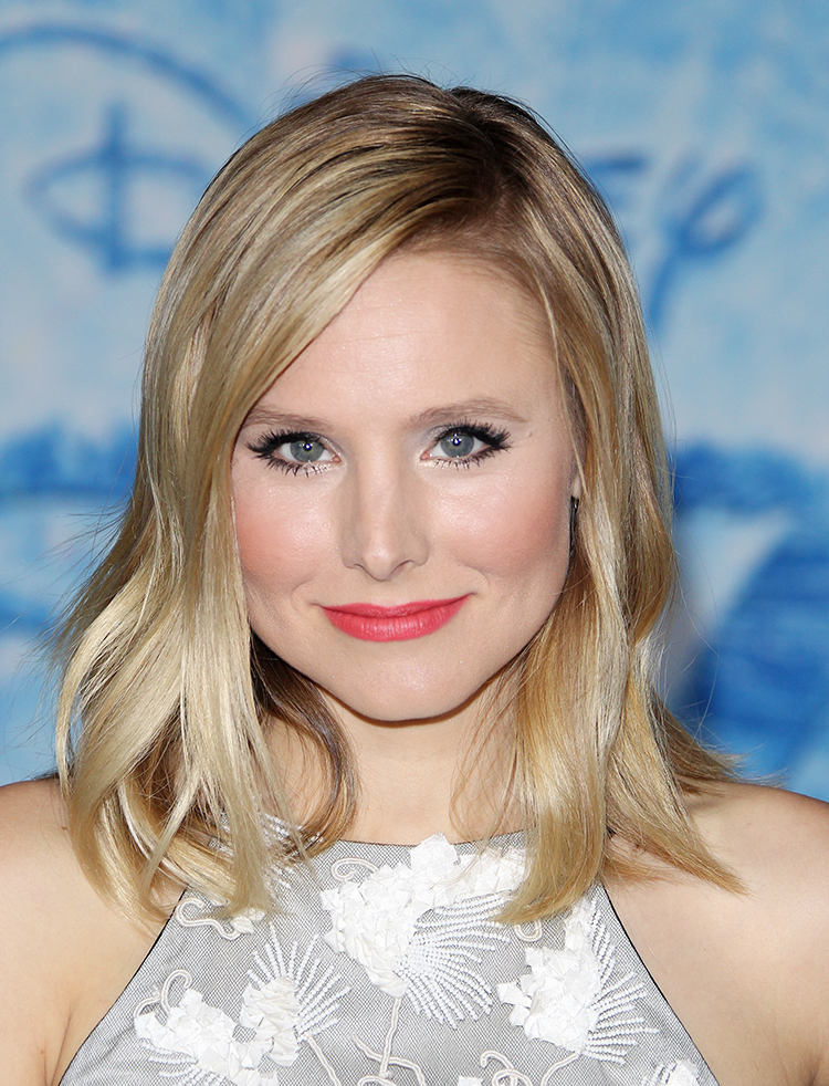 10 of Birthday Girl Kristen Bell's Smokin' Hot Red Carpet Moments