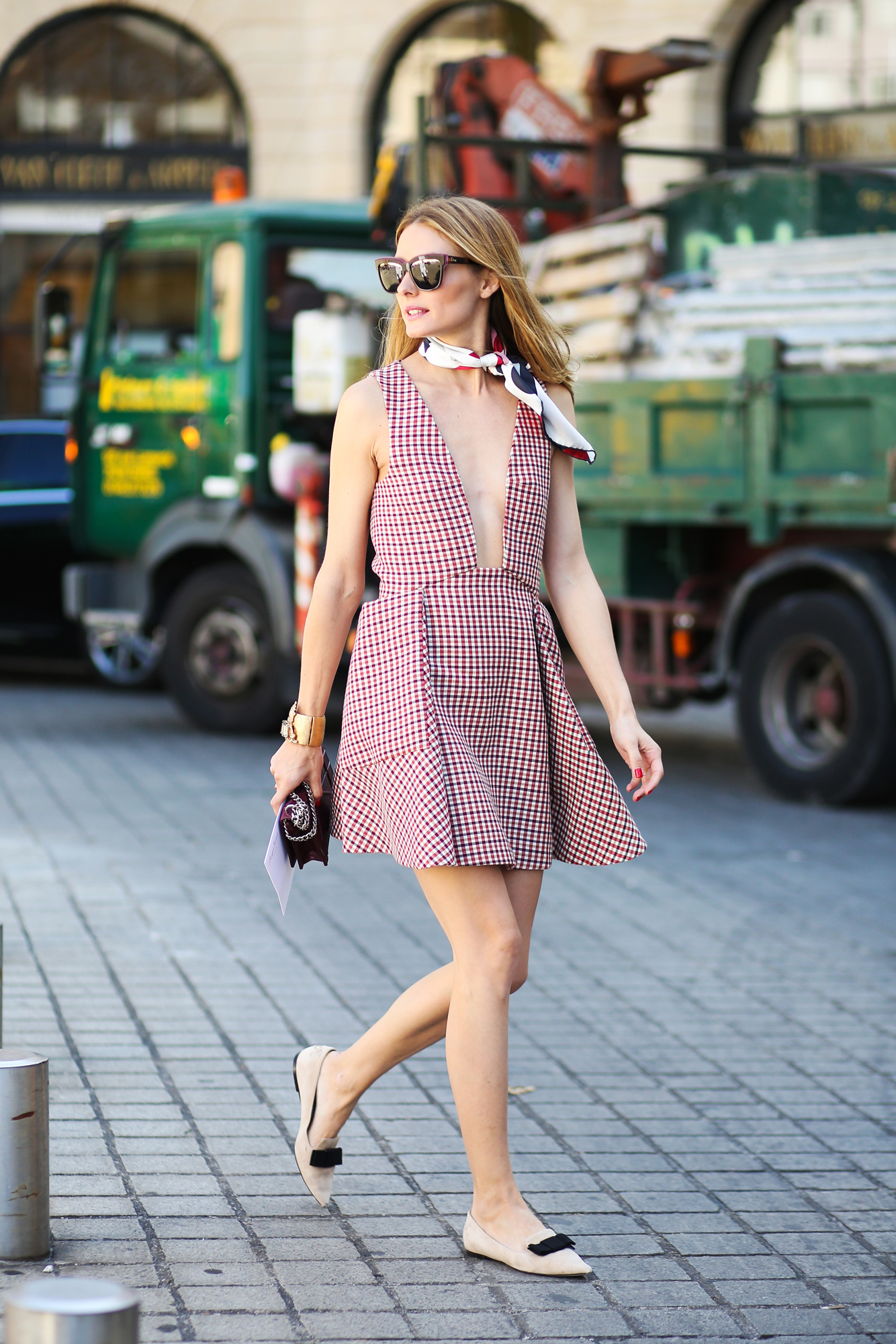 The 8 Pairs of Flats Every Fashionable Woman Owns