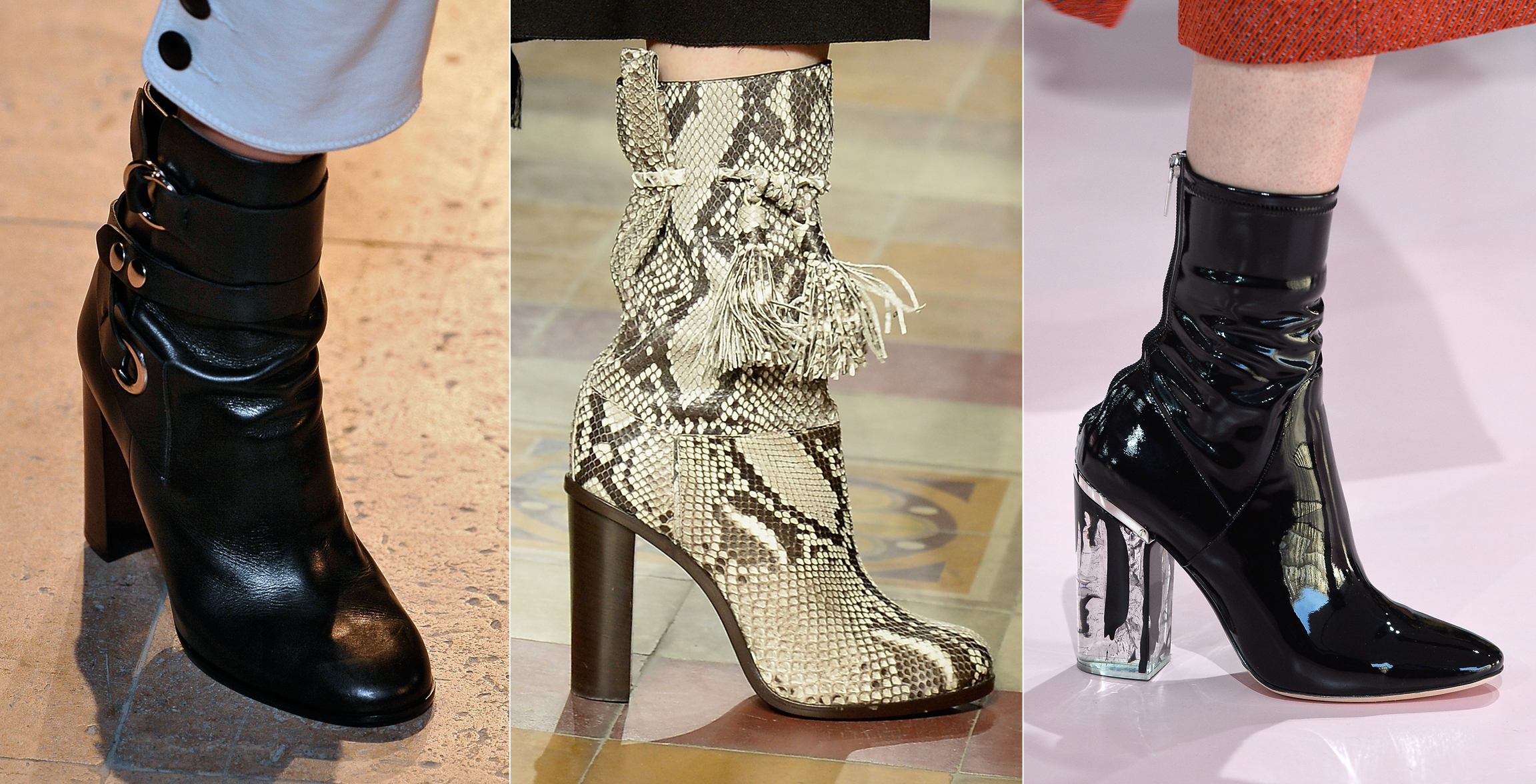 <em>InStyle </em>Editors Dish on How to Wear the Boot of the Season