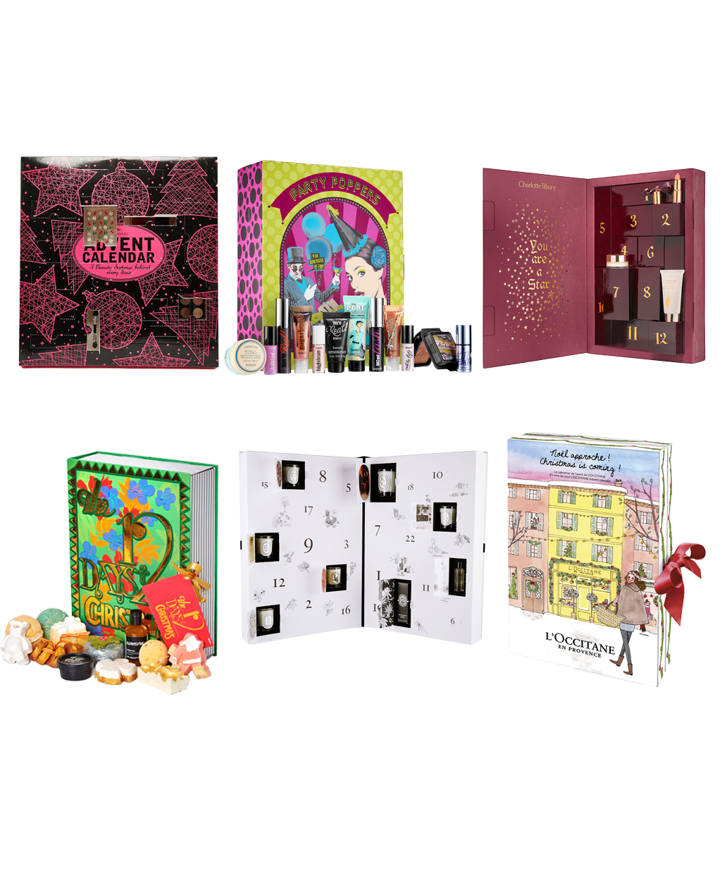 8 Beauty Advent Calendars to Welcome the Holiday Season