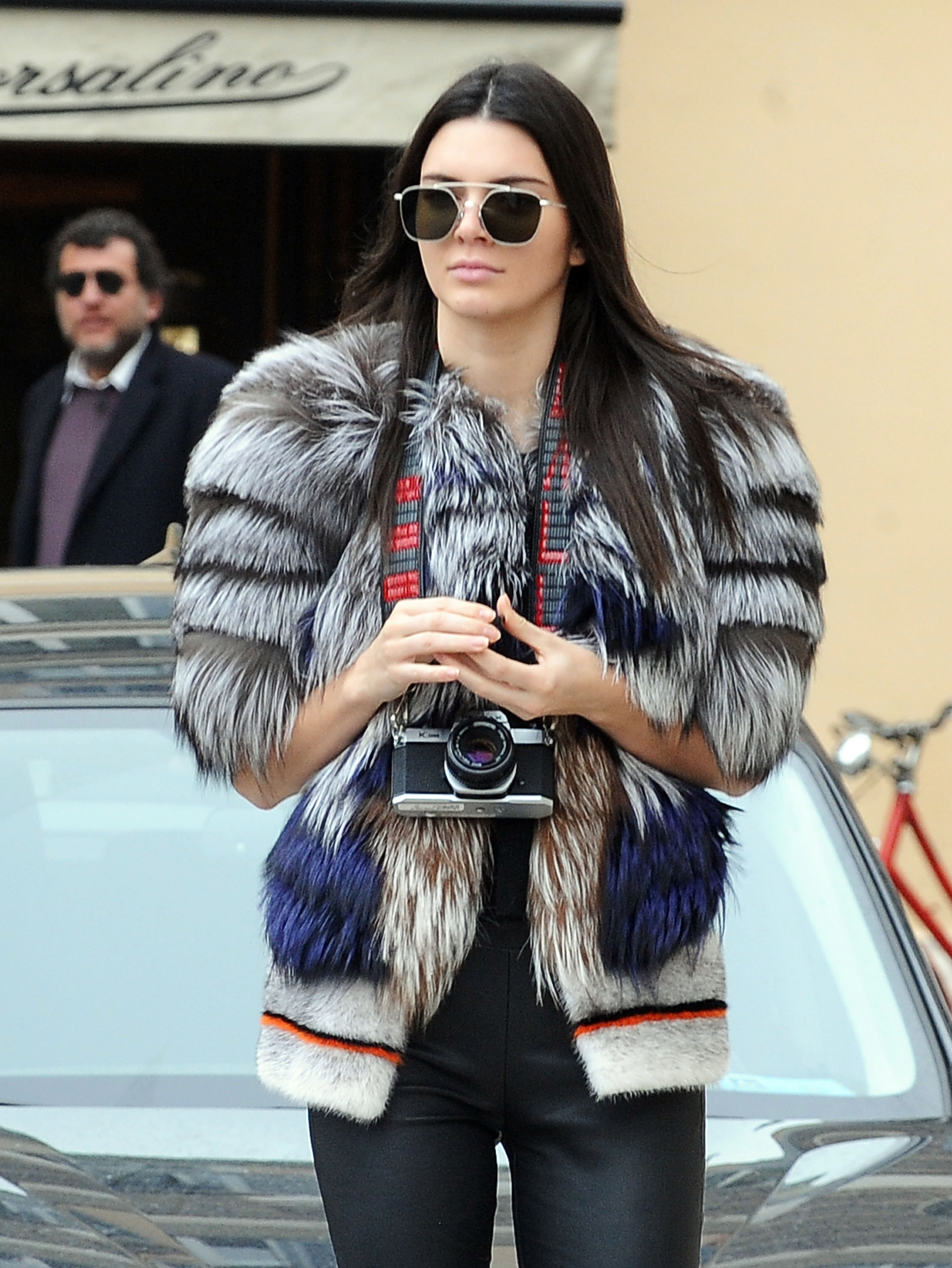 Kendall Jenner Playing Tourist in Rome Will Give You Serious Wanderlust