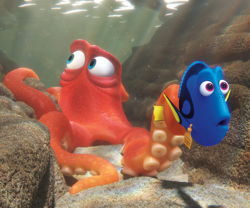 Clone of Finding Dory Film Still - Lead 2016