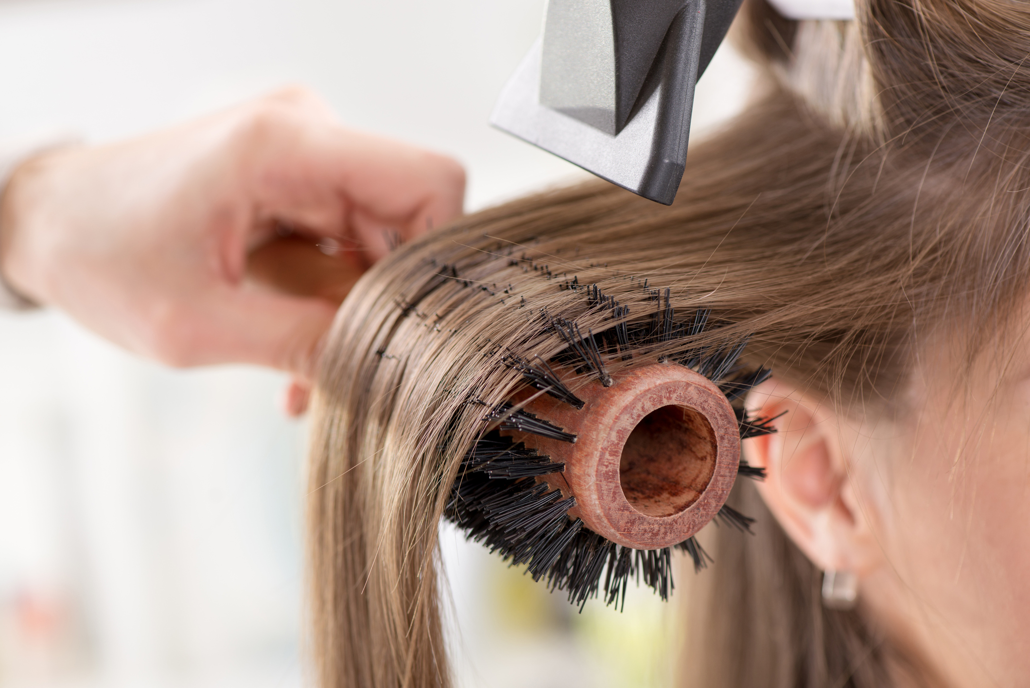 Everything You Need To Know About The Brazilian Blowout Instyle
