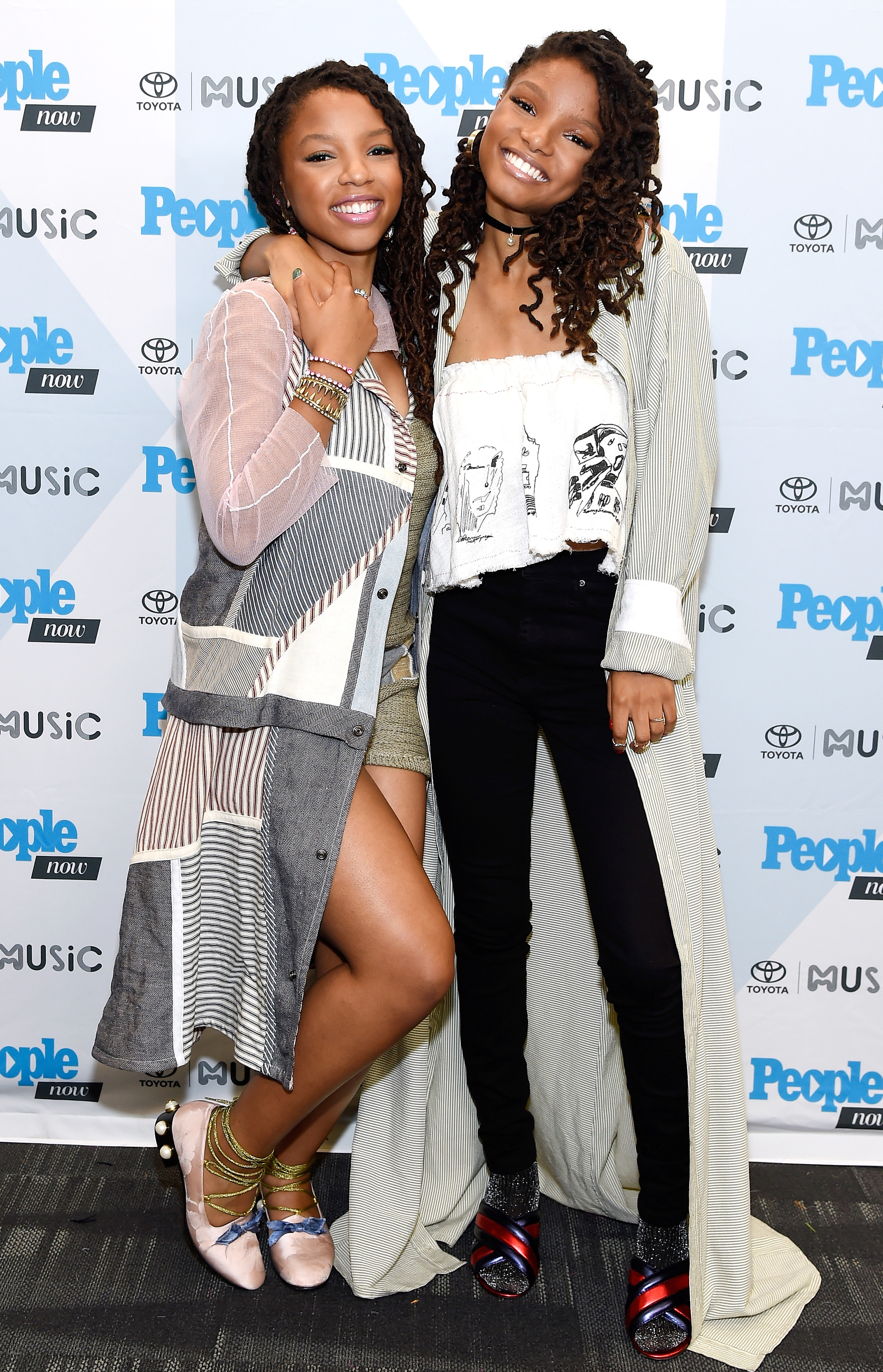 Chloe X Halle People Now Concert Embed