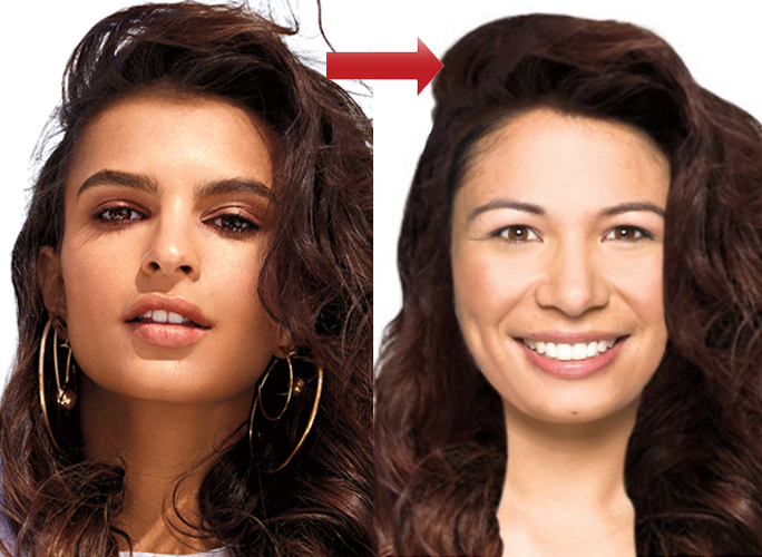 Brilliant Hollywood Hair Virtual Makeover Try On Celebrity Hairstyles Short Hairstyles For Black Women Fulllsitofus